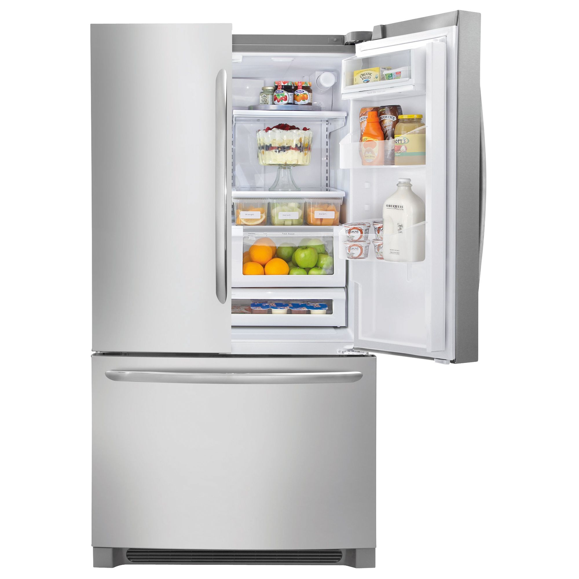 Frigidaire Gallery 25.8 cu. ft. French-Door Bottom-Freezer Refrigerator
