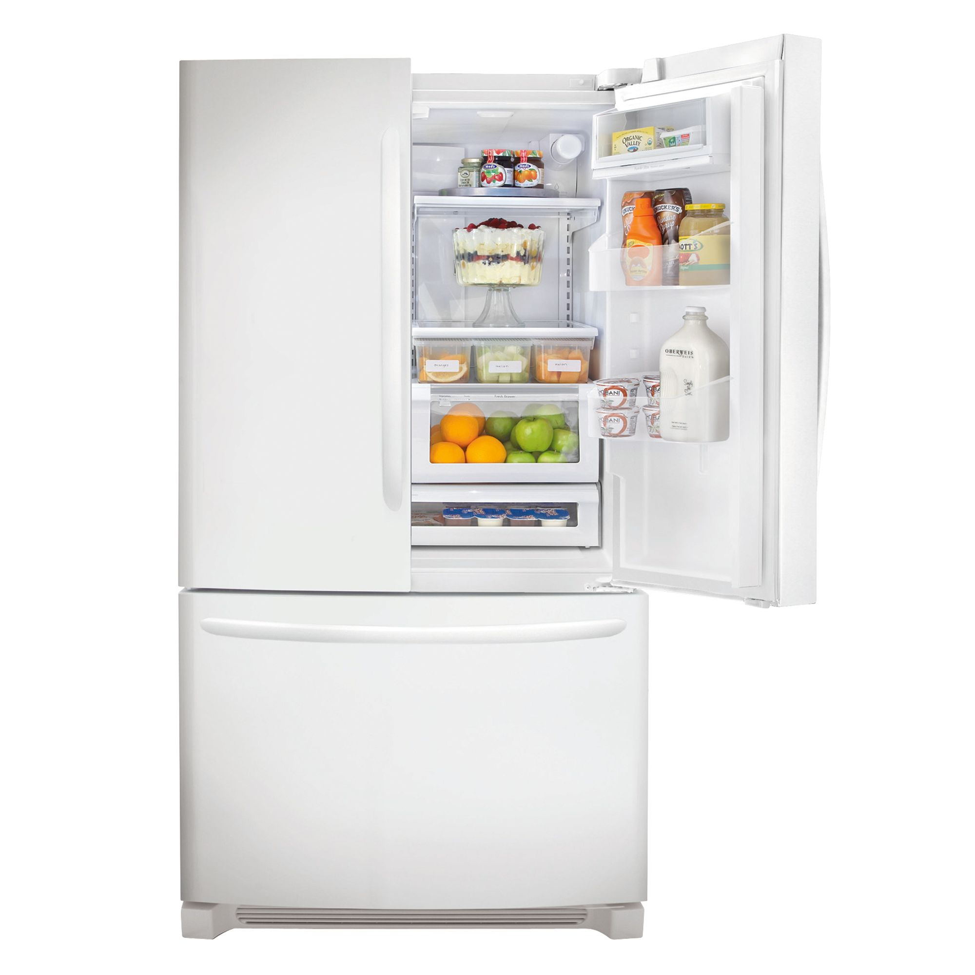 Frigidaire 25.8 cu. ft. French-Door Bottom-Freezer Refrigerator (FGUN2642L)