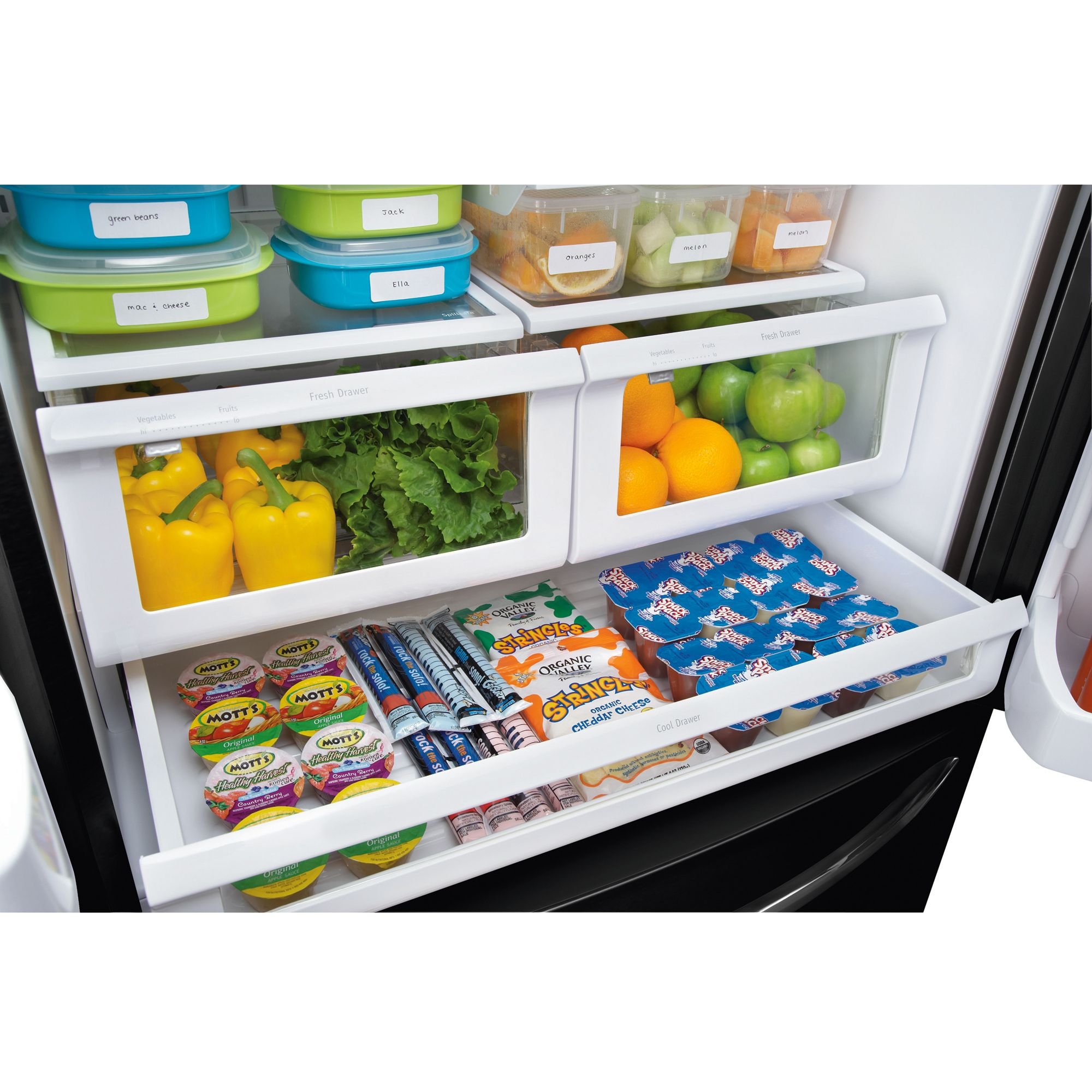 Frigidaire 27.8 cu. ft. French-Door Bottom-Freezer Refrigerator (FGHB2869L)