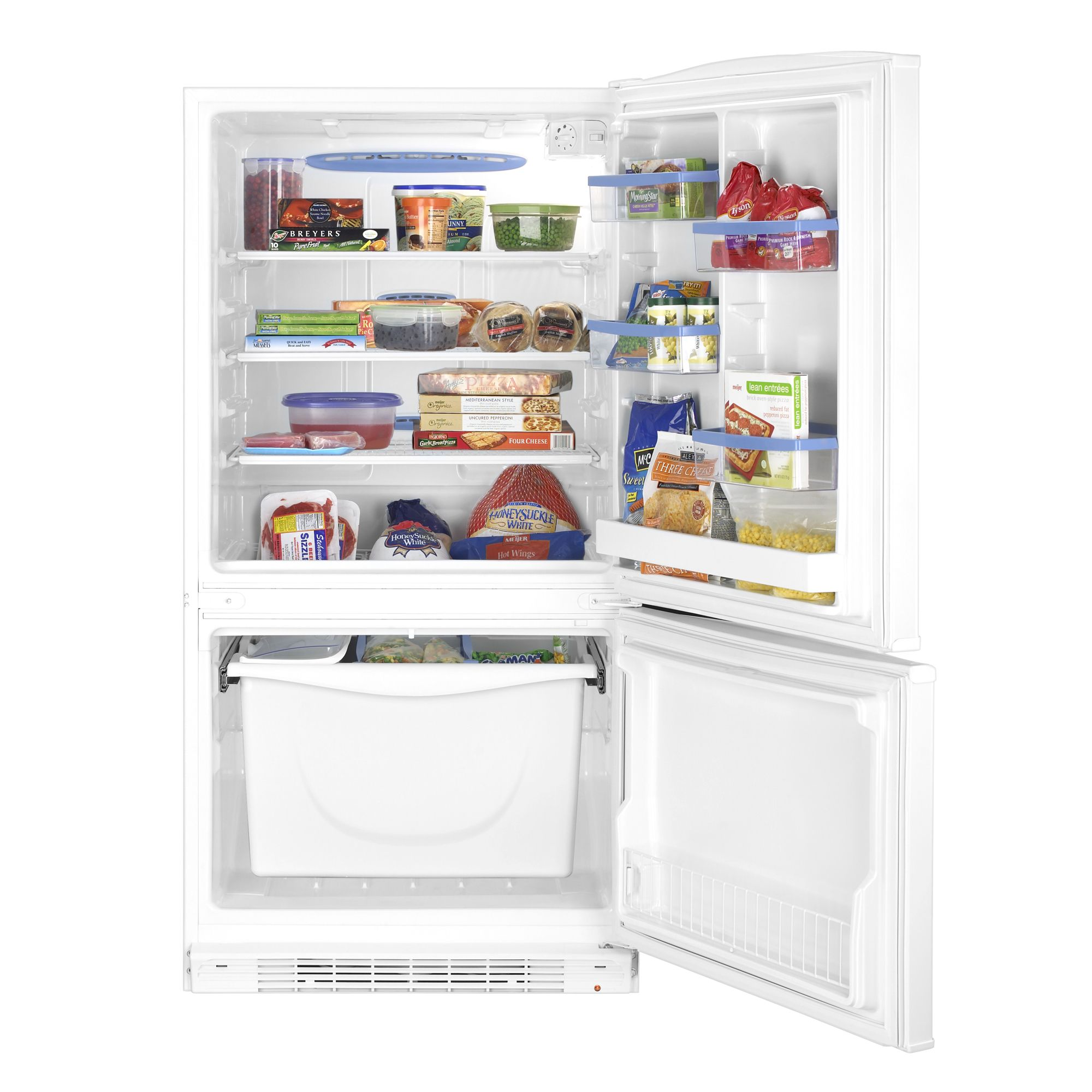 Whirlpool 19.6 cu. ft. Upright Freezer - White