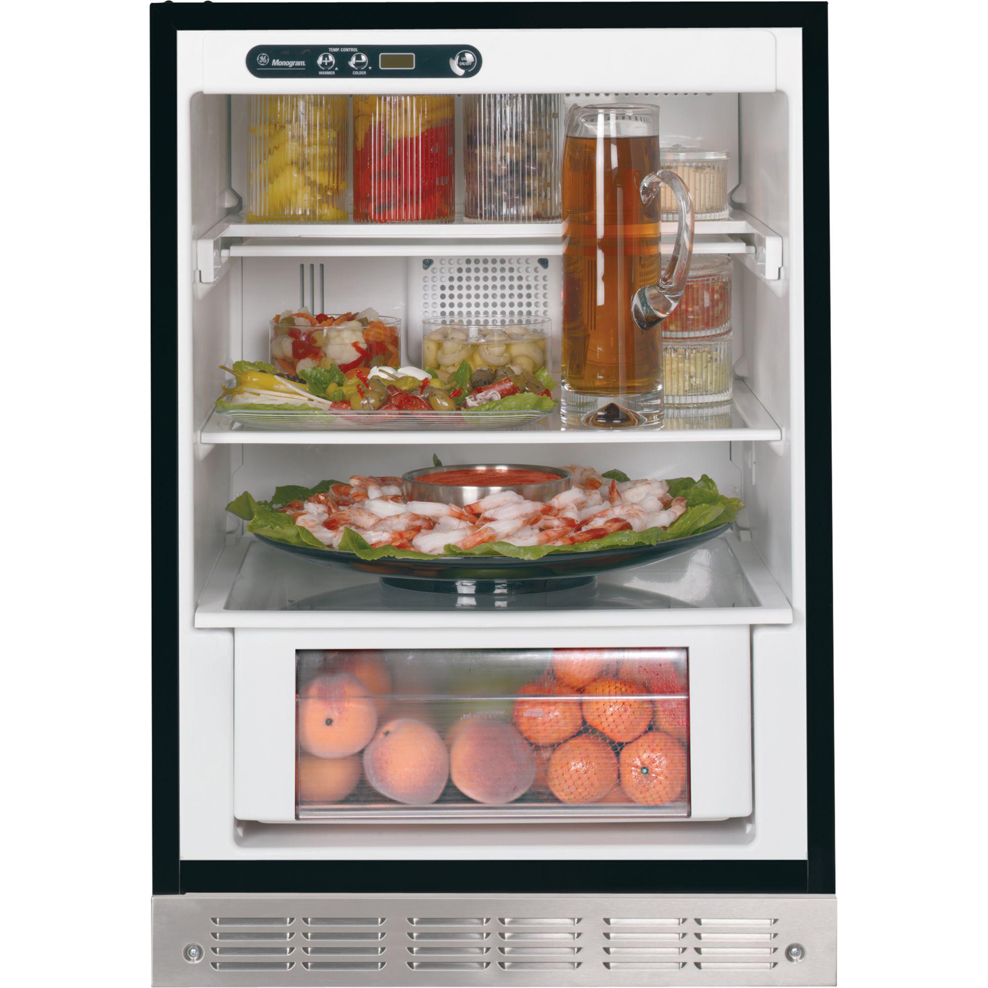 GE Monogram 24 in. Fresh-Food Refrigerator