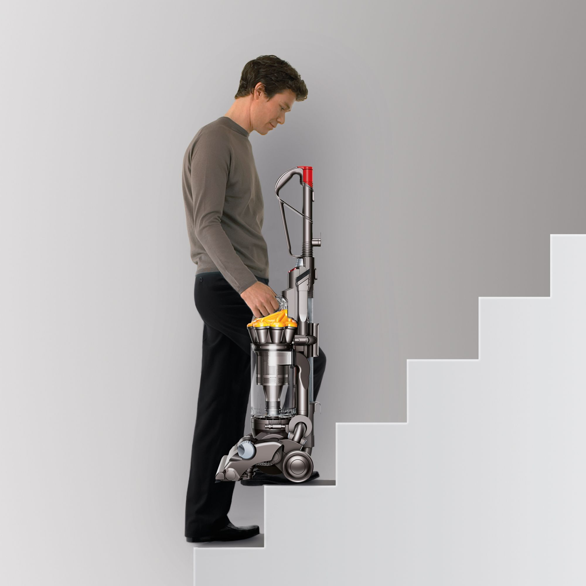 Dyson DC33 Multi-Floor Upright Vacuum Cleaner -CLOSEOUT