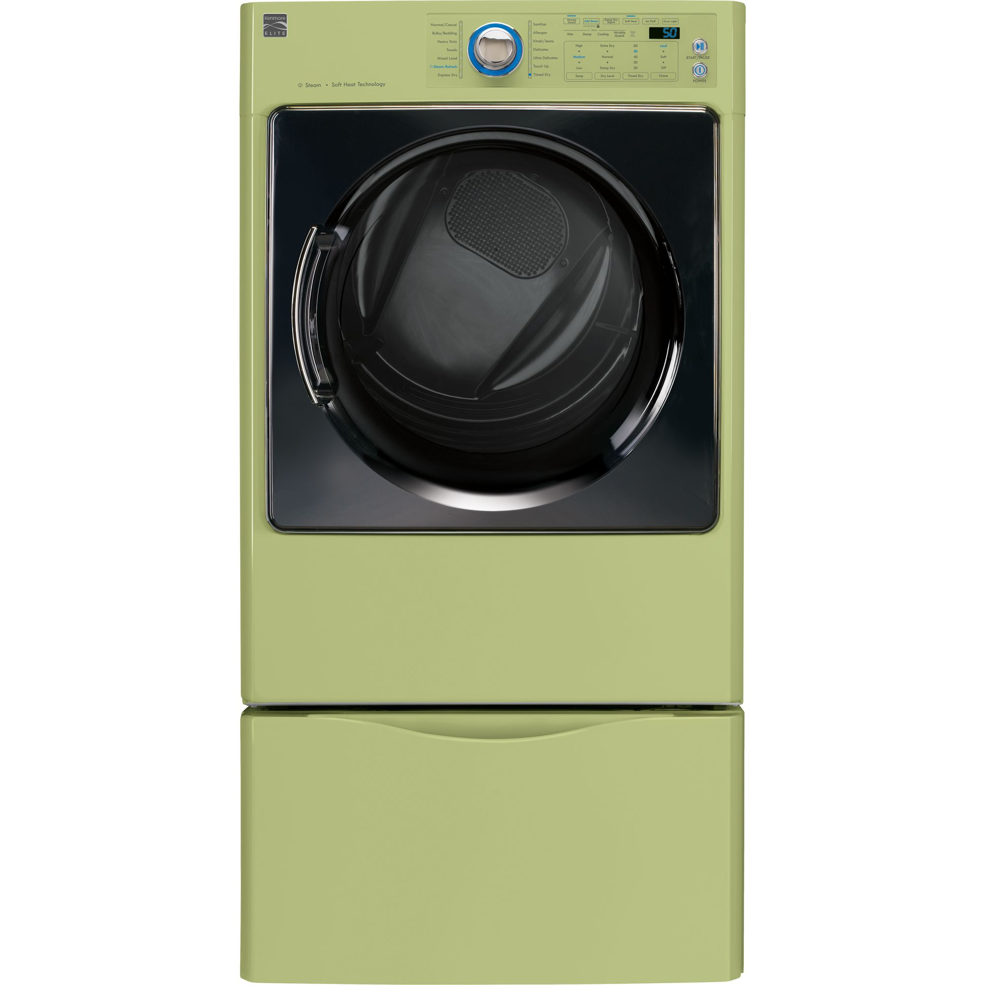 Kenmore Elite 8.0 cu. ft. Steam Gas Dryer