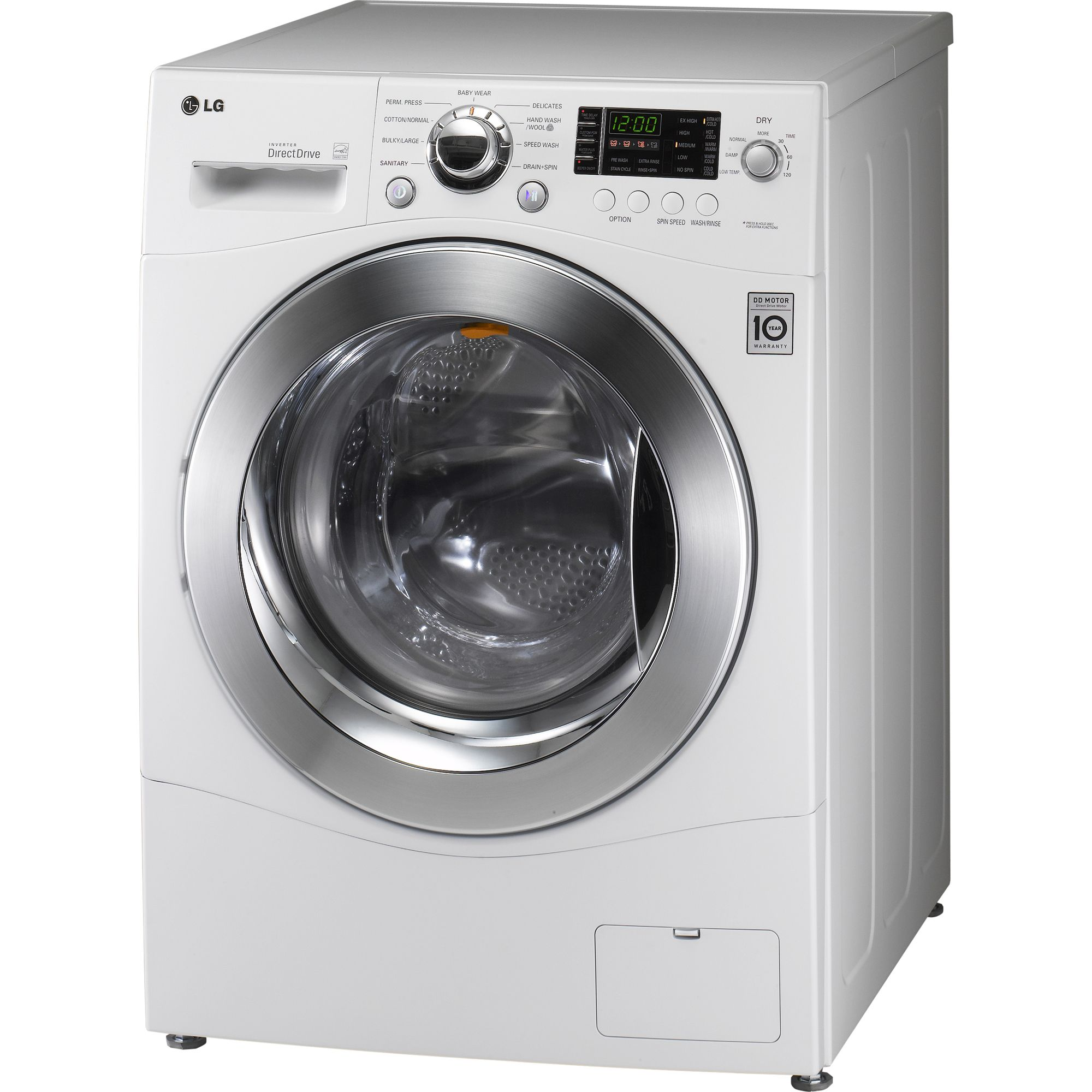 LG 2.3 cu. ft. All-in-One Washer and Dryer