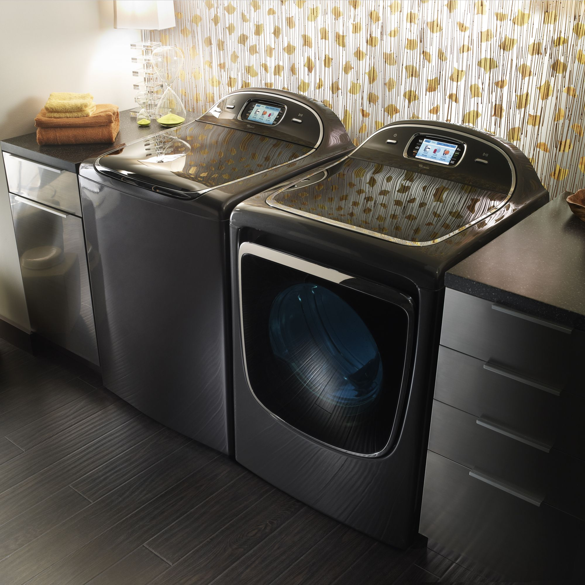Whirlpool Vantage 7.4 cu. ft. High-Efficiency Electric Steam Dryer