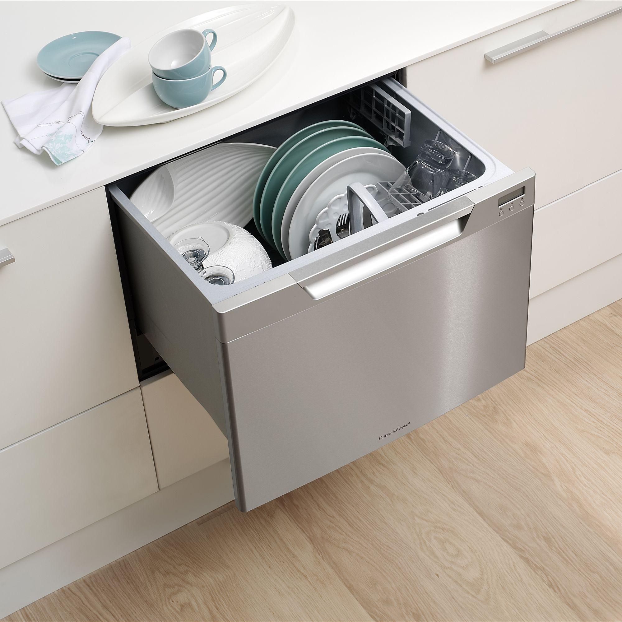 "Fisher & Paykel 24"" Single Drawer Dishwasher (DD24STI6V2)"