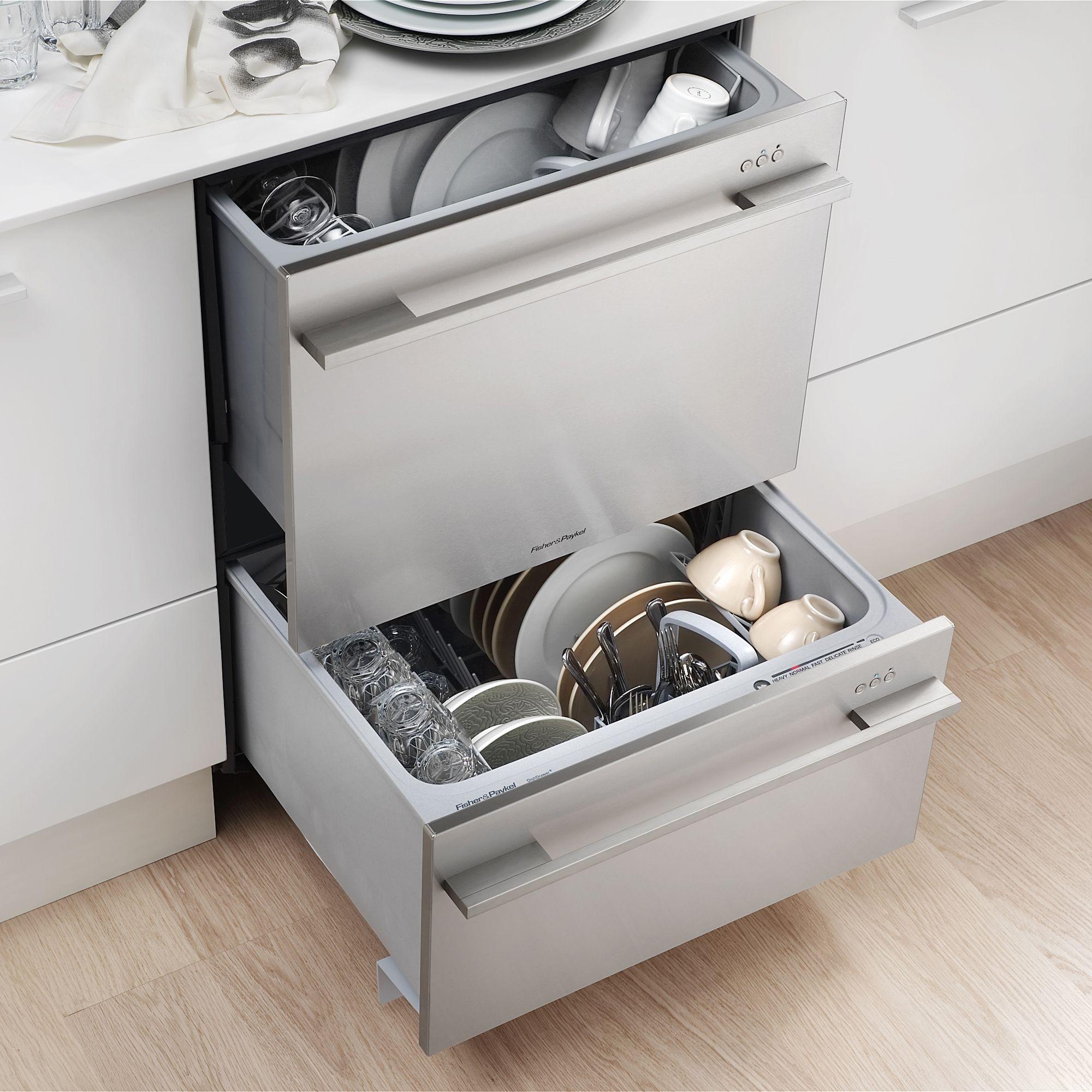 "Fisher & Paykel 24"" Drawer Dishwasher (DD24DCTX6V2)"