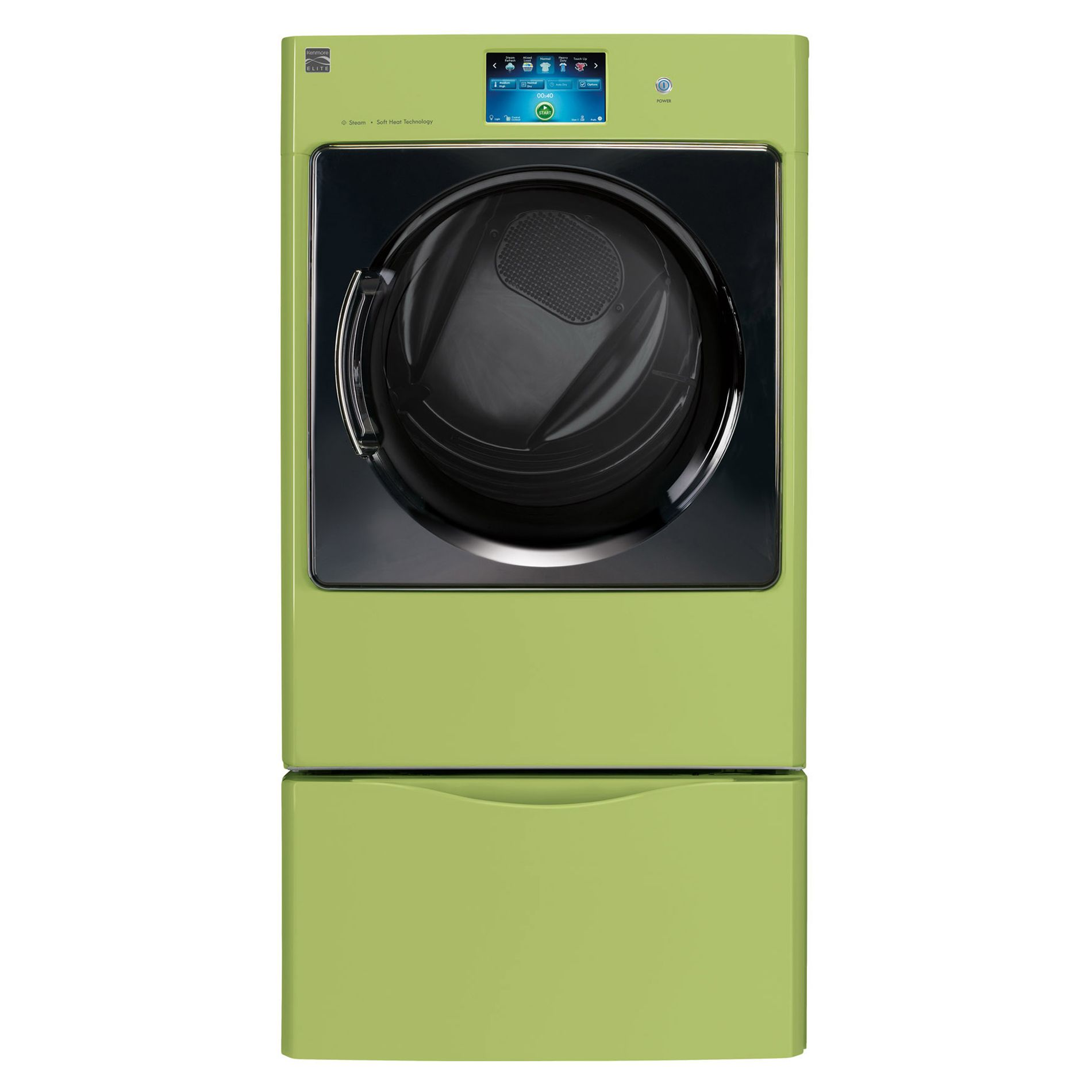 Kenmore Elite Electric Dryer Front Load Steam 8.0 Cu. Ft.