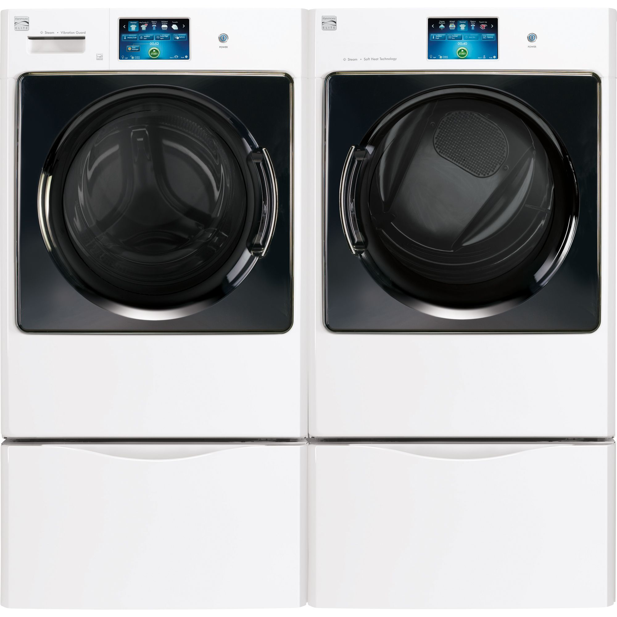 Kenmore Elite 8.0 cu. ft. Steam Gas Dryer