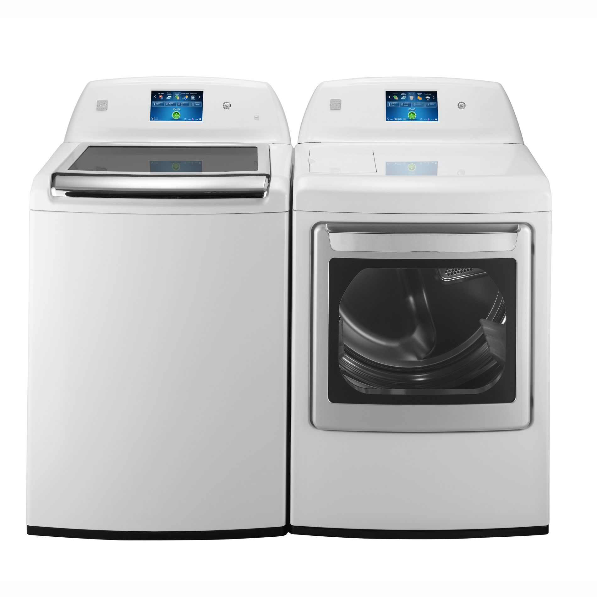 Kenmore Elite 4.5 cu. ft. High-Efficiency Top-Load Washer
