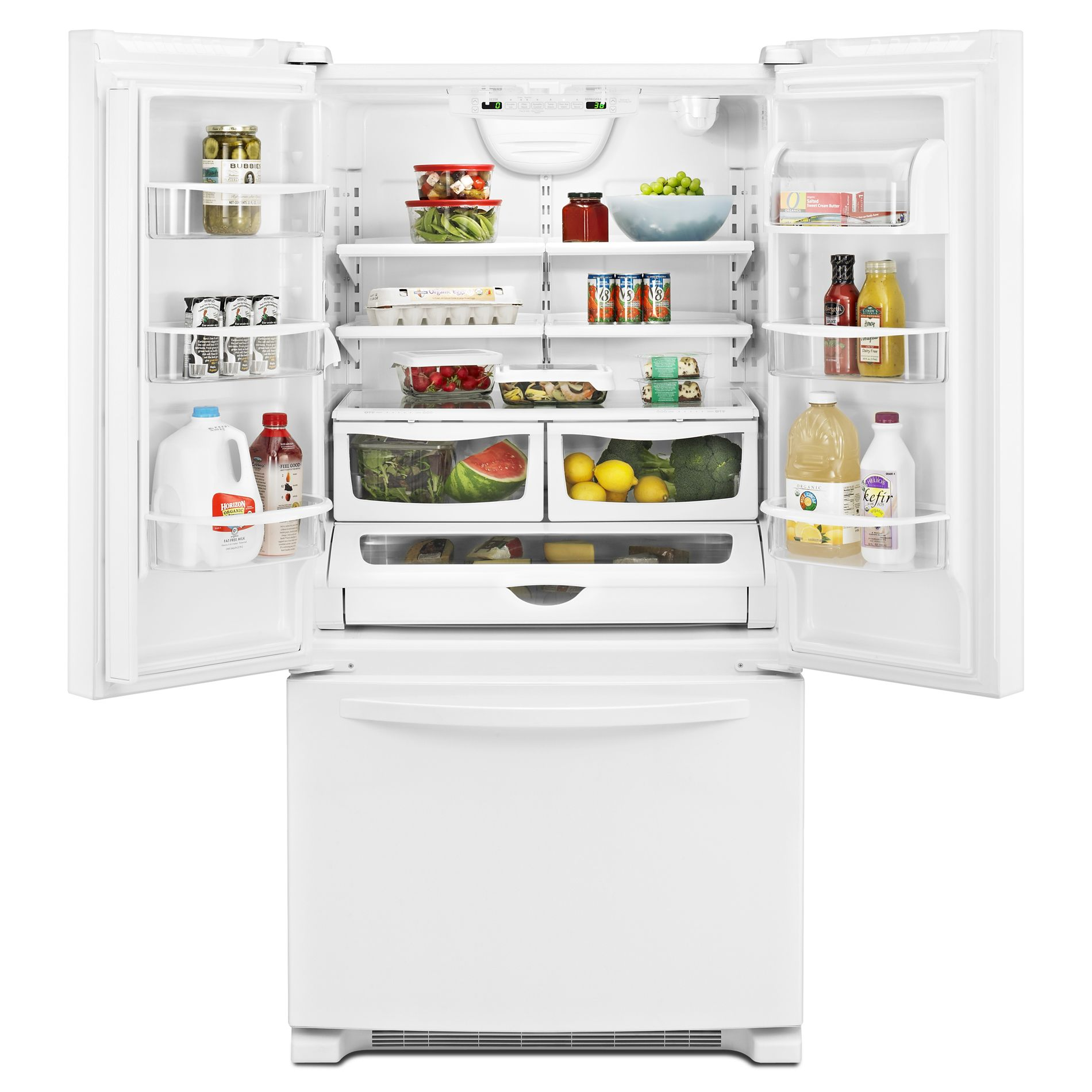 Kenmore 24.8 cu. ft. French Door Bottom-Freezer Refrigerator