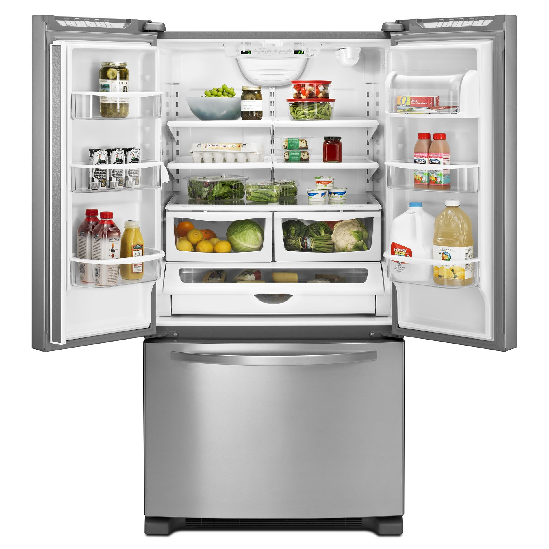 Kenmore 24.8 cu. ft. French-Door Bottom-Freezer Refrigerator