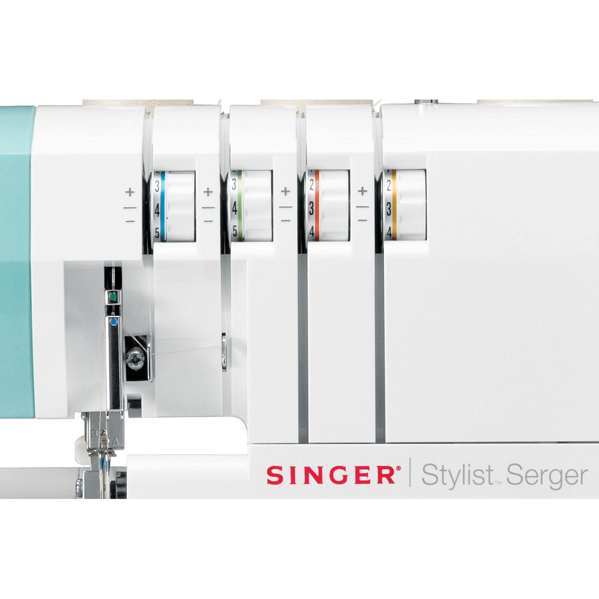 Singer 14SH764.CL 2-3-4 Thread Capability Stylist Serger Sewing Machine