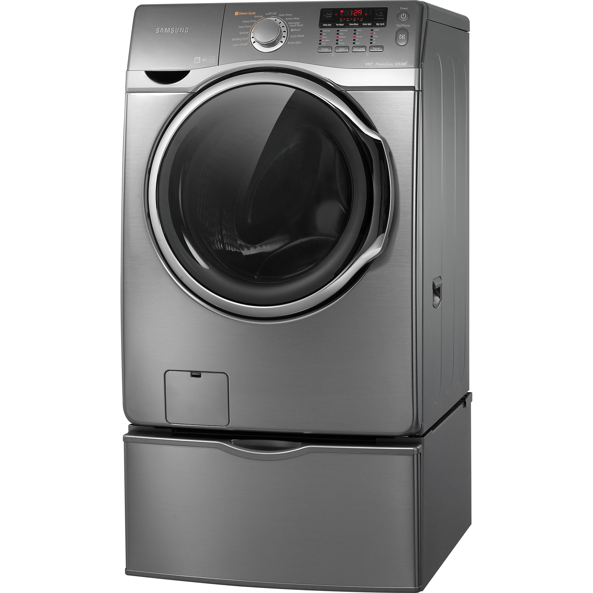 Samsung 3.9 Cu. Ft. Front-Load Steam Washer