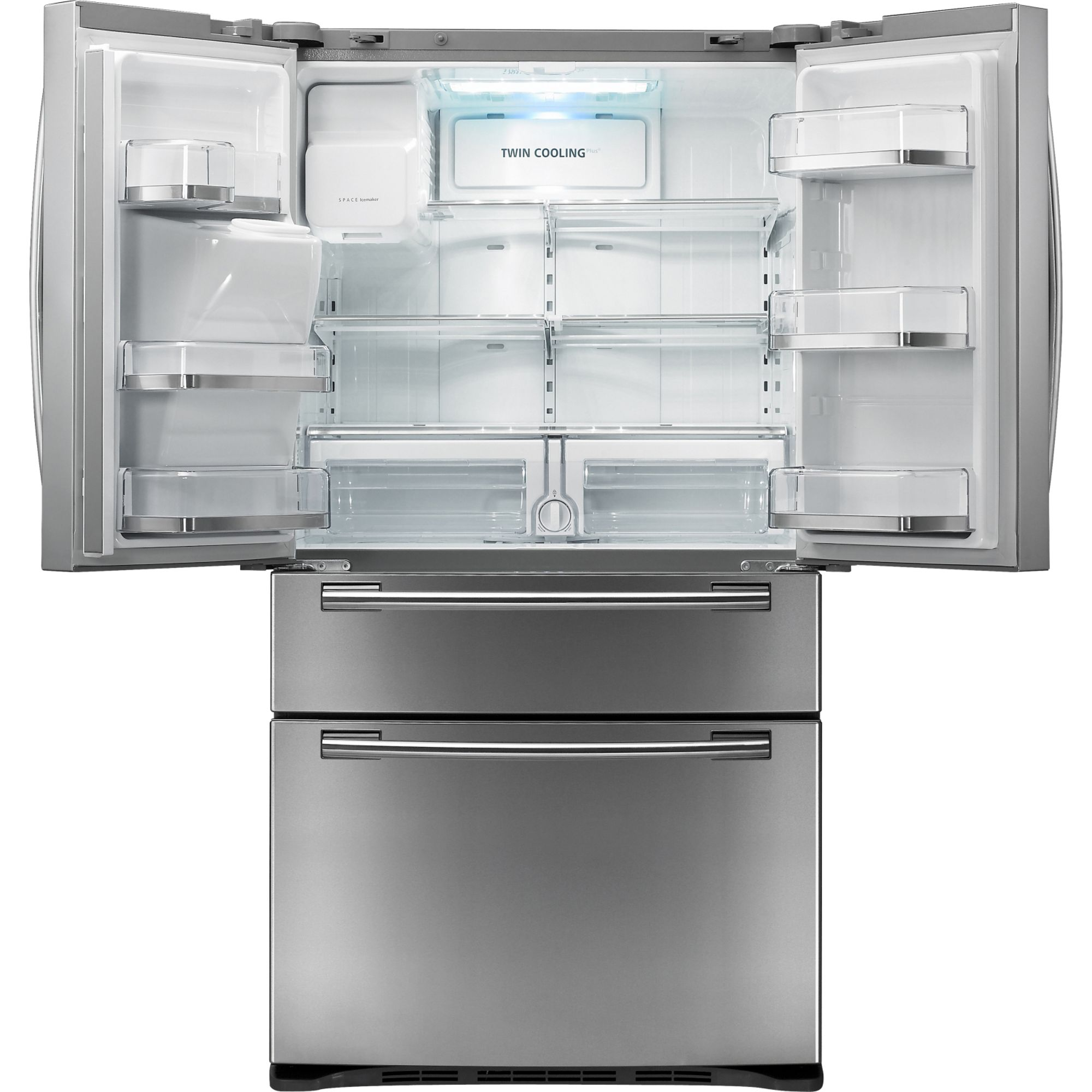 Samsung 28.0 cu. ft. Bottom-Freezer Refrigerator