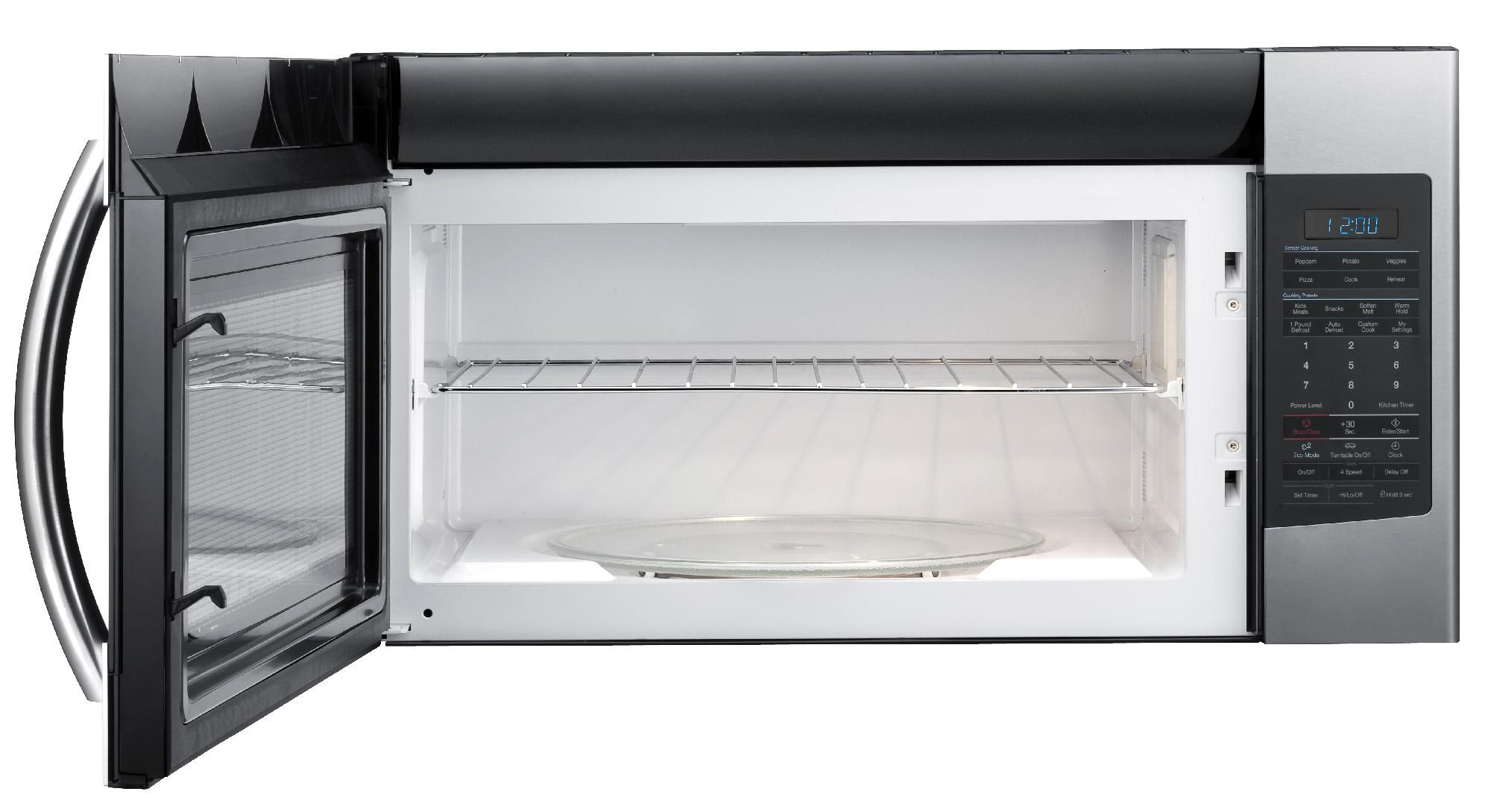 """Samsung 30"""" Over the Range Microwave - Stainless Steel"""