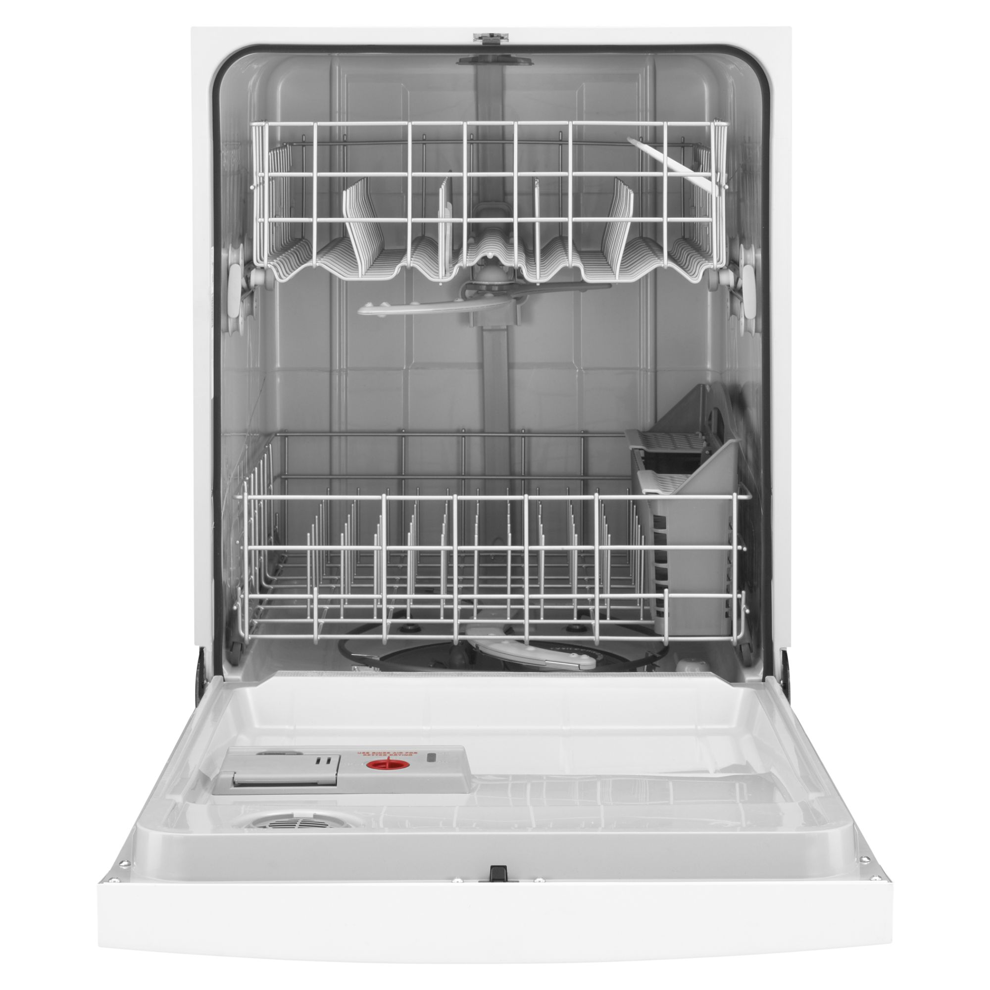 "Kenmore 24"" Built-In Dishwasher w/ Sani-Rinse™ - White"