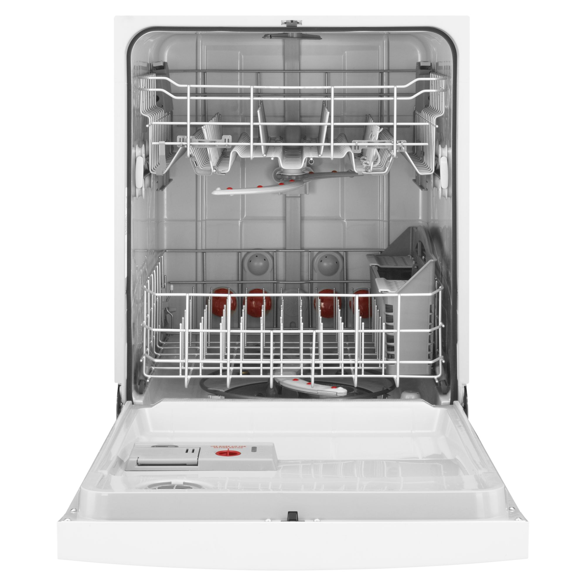"Kenmore 24"" Built-In Dishwasher w/ TurboZone™ - White"