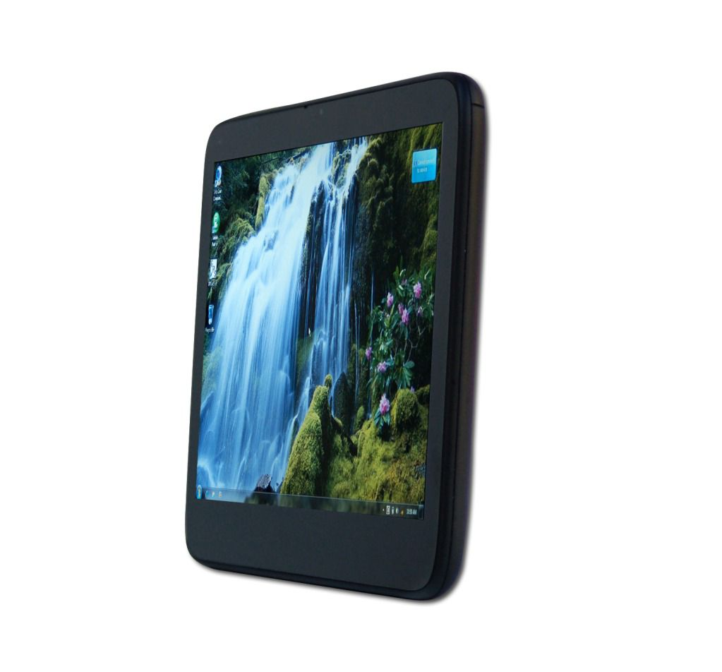 "Mirus Windows 7 11.6"" Capacitive Multi-Touch Tablet w/Intel Atom N450 1.6Ghz, 2GB, 32GB SSD, WLAN bundled w/Docking Station"