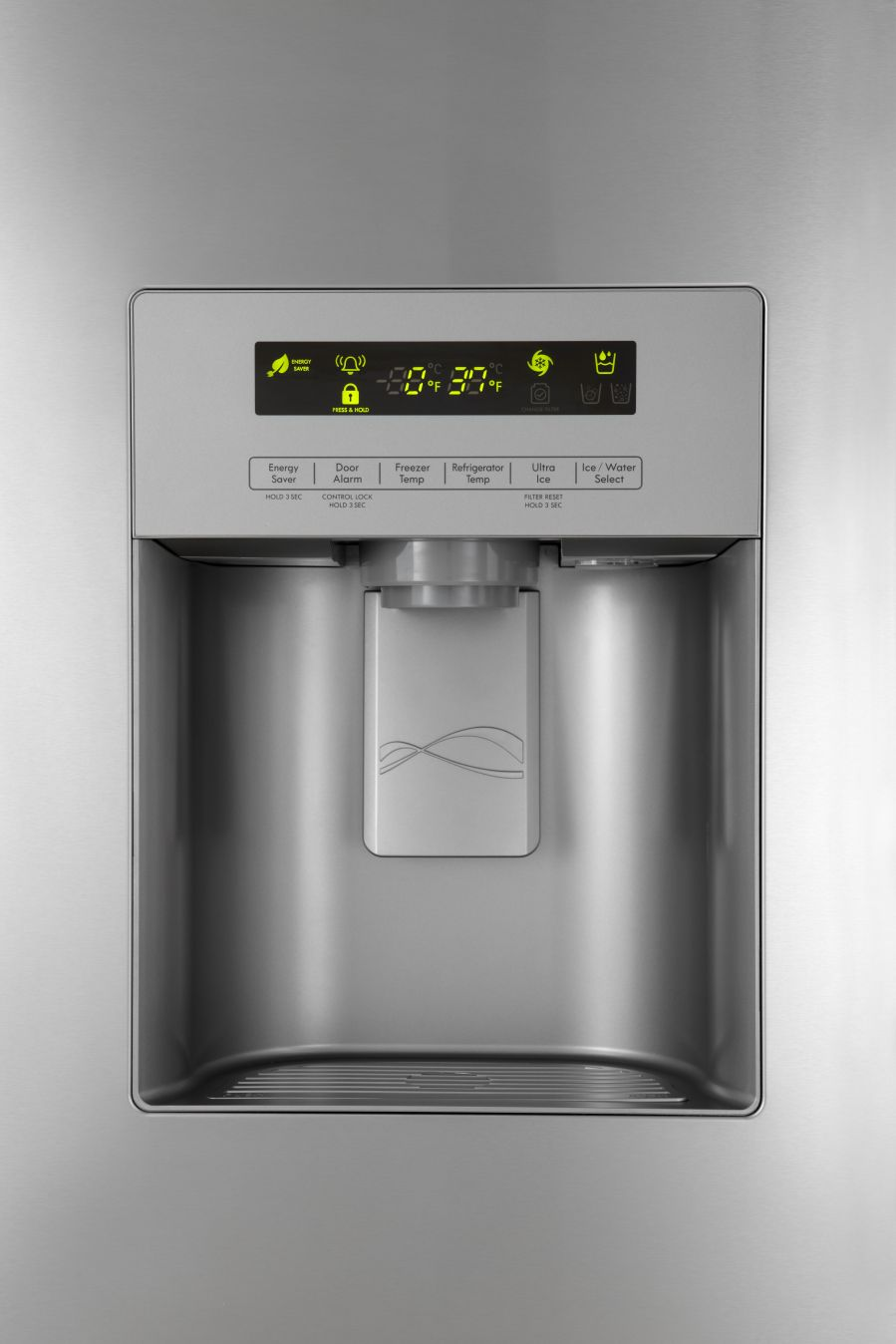 Kenmore 24.7 cu. ft. French-Door Bottom-Freezer Refrigerator - Stainless Steel