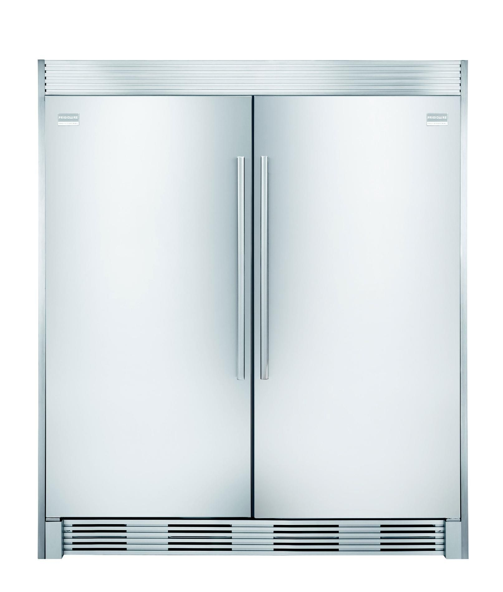 Frigidaire 19.0 cu. ft. Built-In All Freezer - Stainless Steel