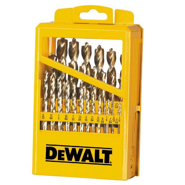 DeWalt 29 piece Pilot Point Drill Bit Set