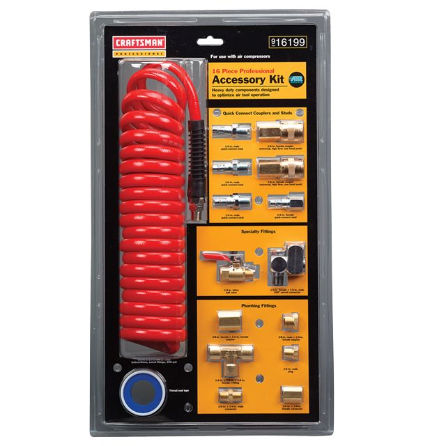 Craftsman 16 pc. Pro Accessory Kit