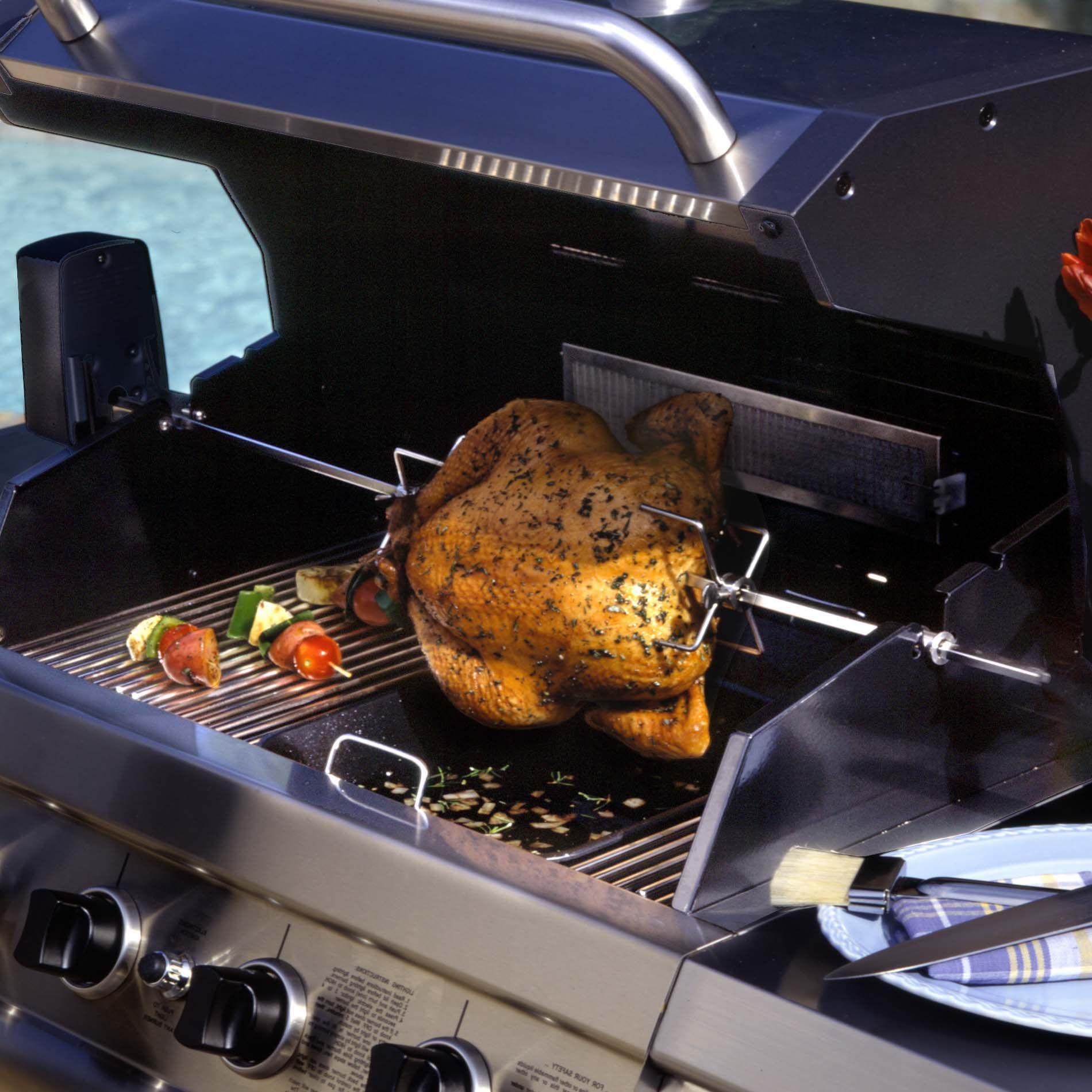 Kenmore Premium Grills Rotisserie Kit