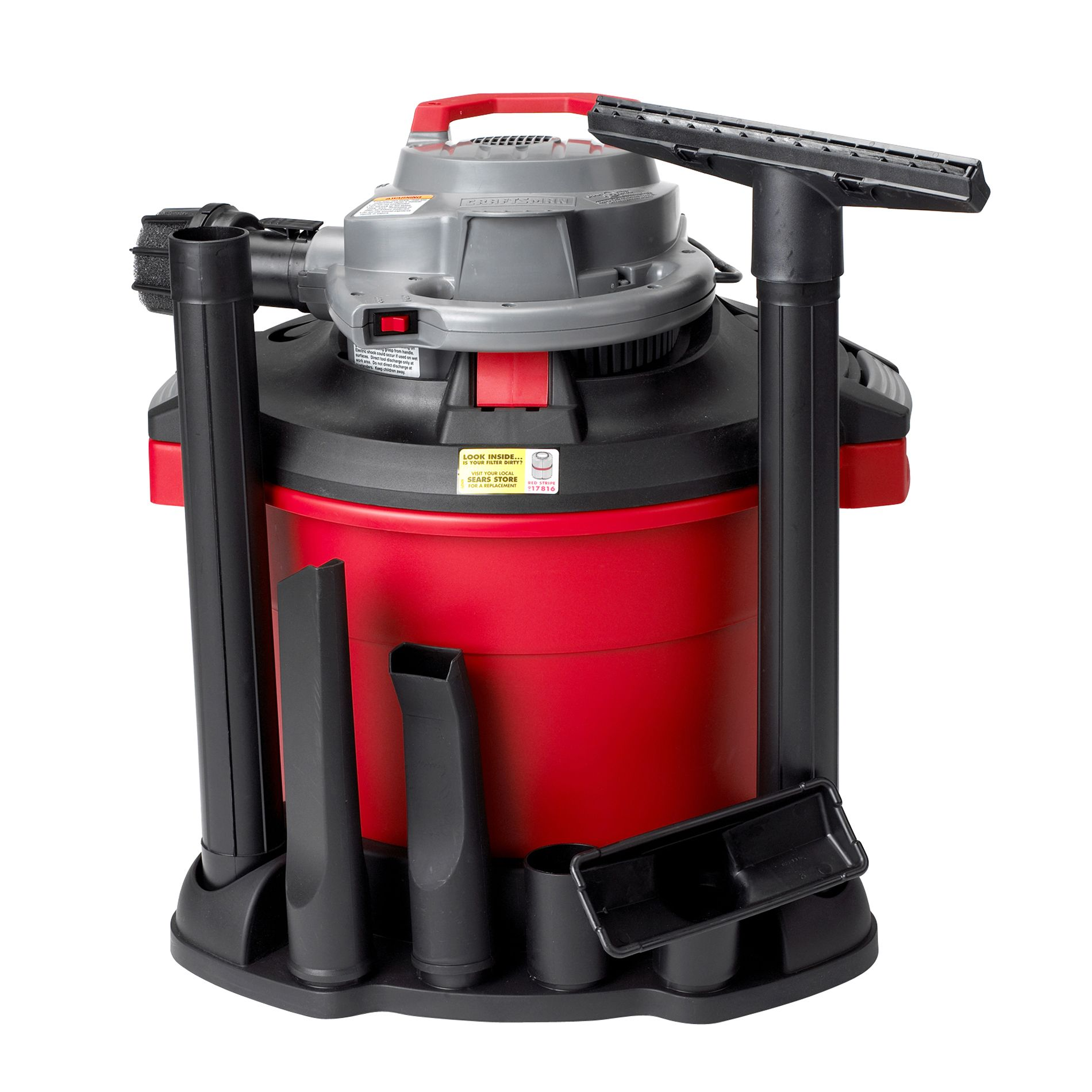 Craftsman Wet Dry Vac Parts >> CRAFTSMAN WET/DRY VAC Parts | Model 113170660 | Sears PartsDirect