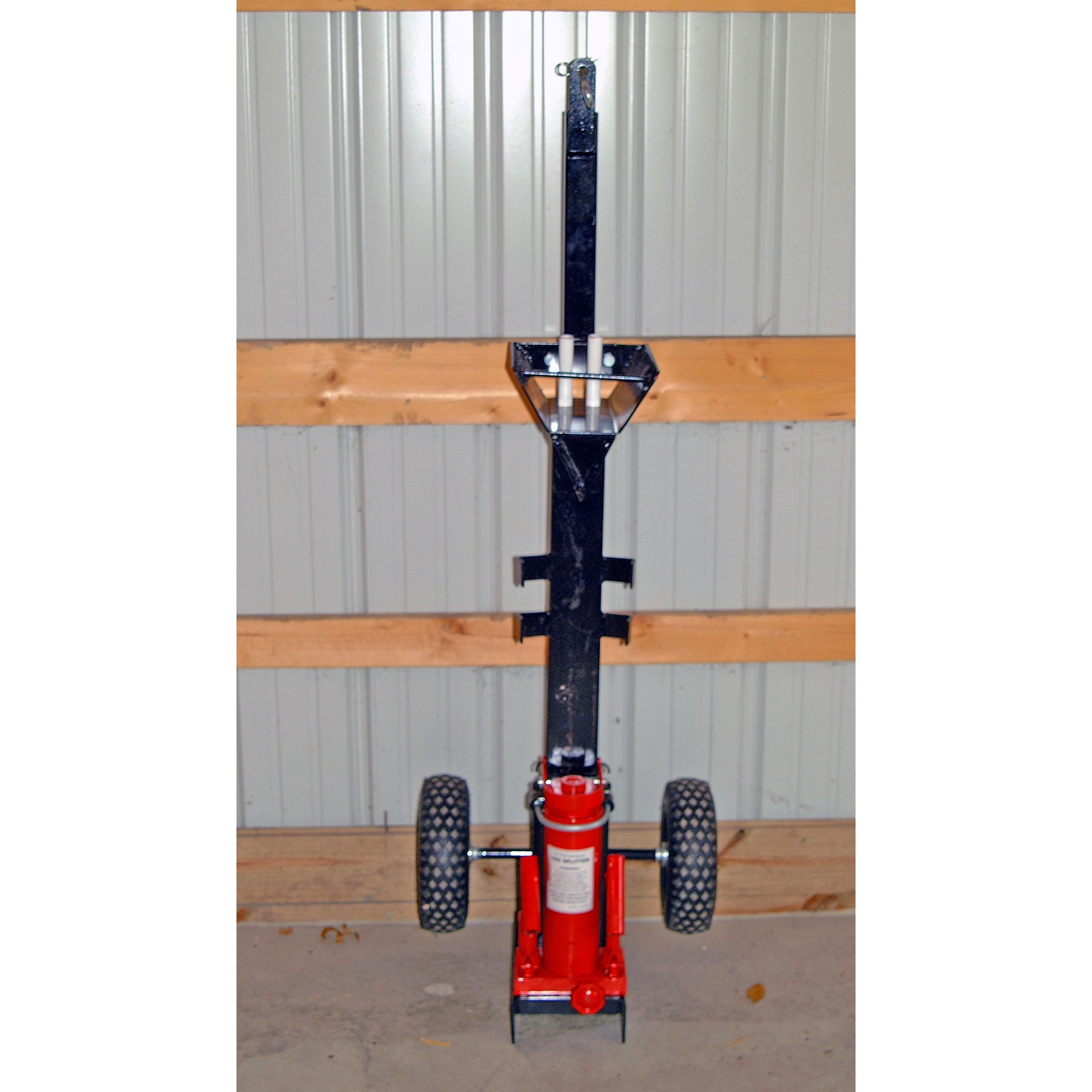 Craftsman Tow Behind Manual Log Splitter