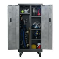 Gladiator Tall GearLocker&reg Cabinet