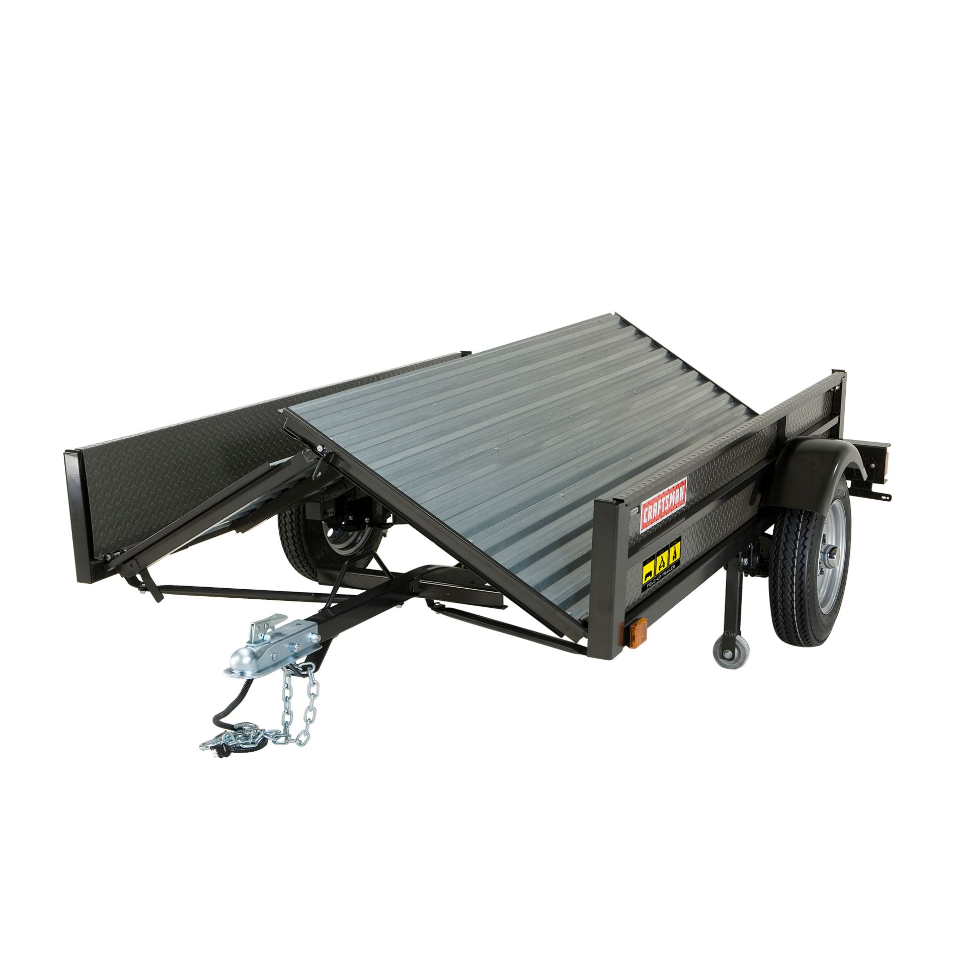 Craftsman Fold-Up Utility Trailer