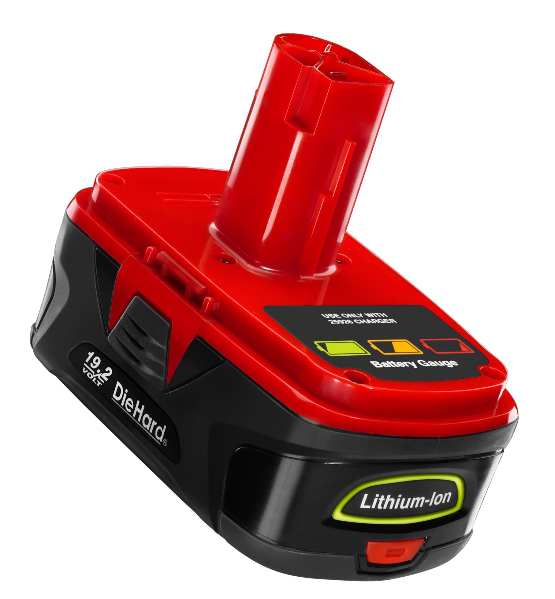 Craftsman C3 19.2-Volt Lithium-Ion Battery Pack with Charger 25928
