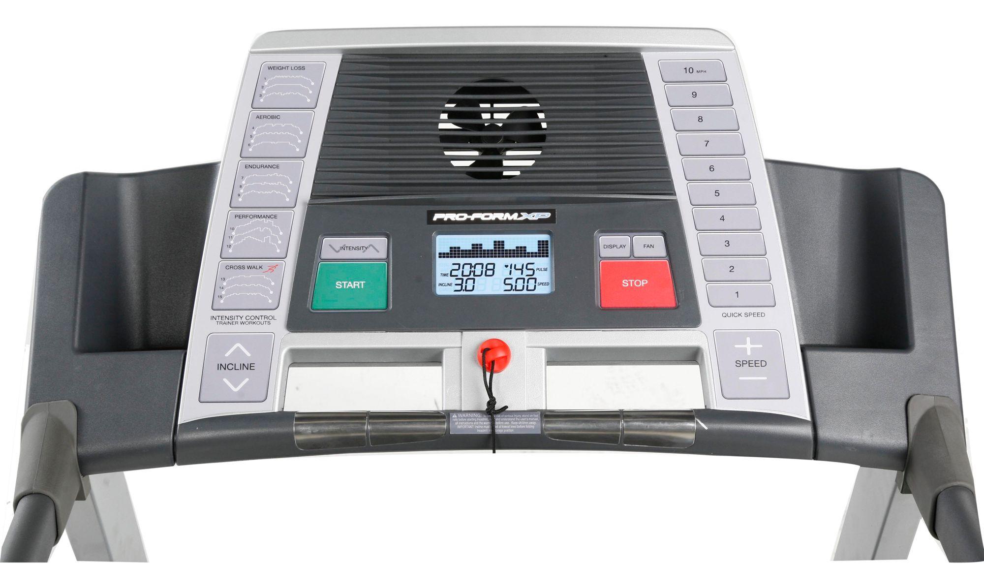 ProForm XP CrossWalk® 580 Treadmill