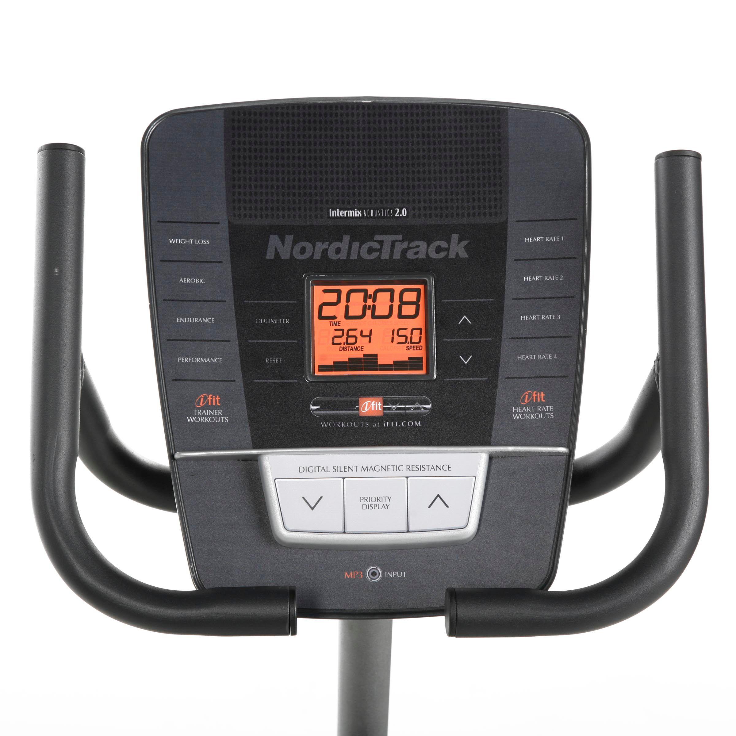 NordicTrack C3 si Recumbent Exercise Bike
