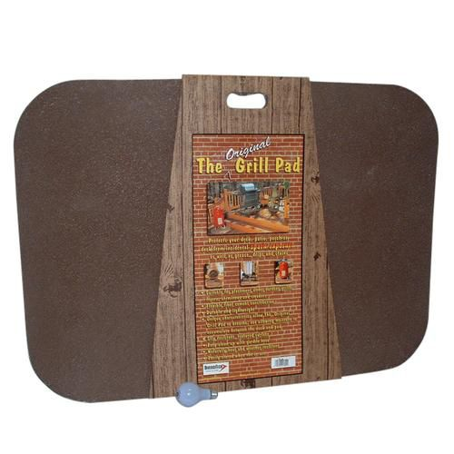 Diversi Tech 42 in. x 30 in. Grill Pad
