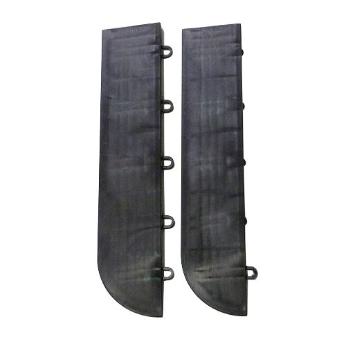 Sport Court Male Ramp Edge 12 In. x 2 In. (10 - Case)