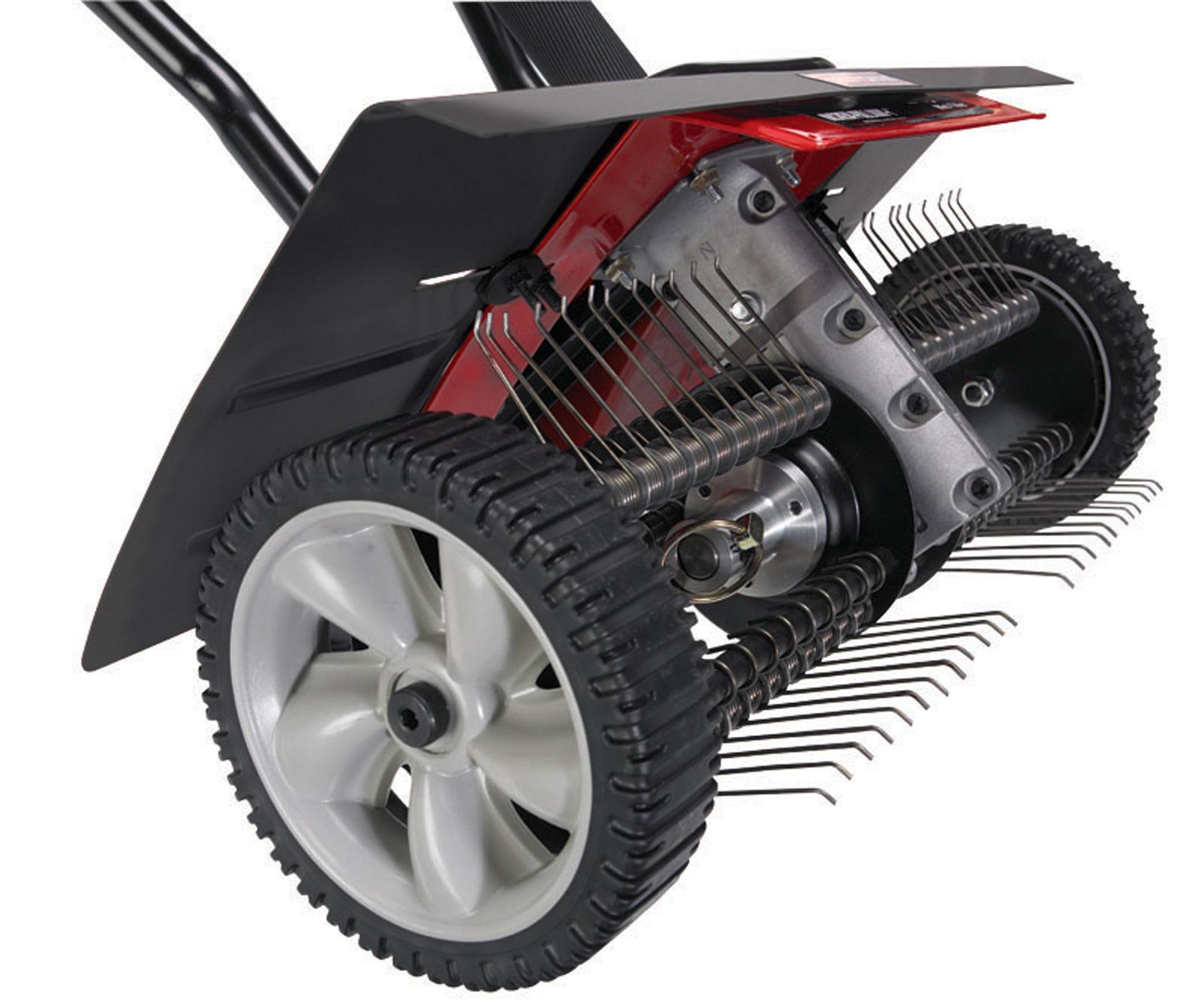 Craftsman MiniTiller Dethatcher Attachment