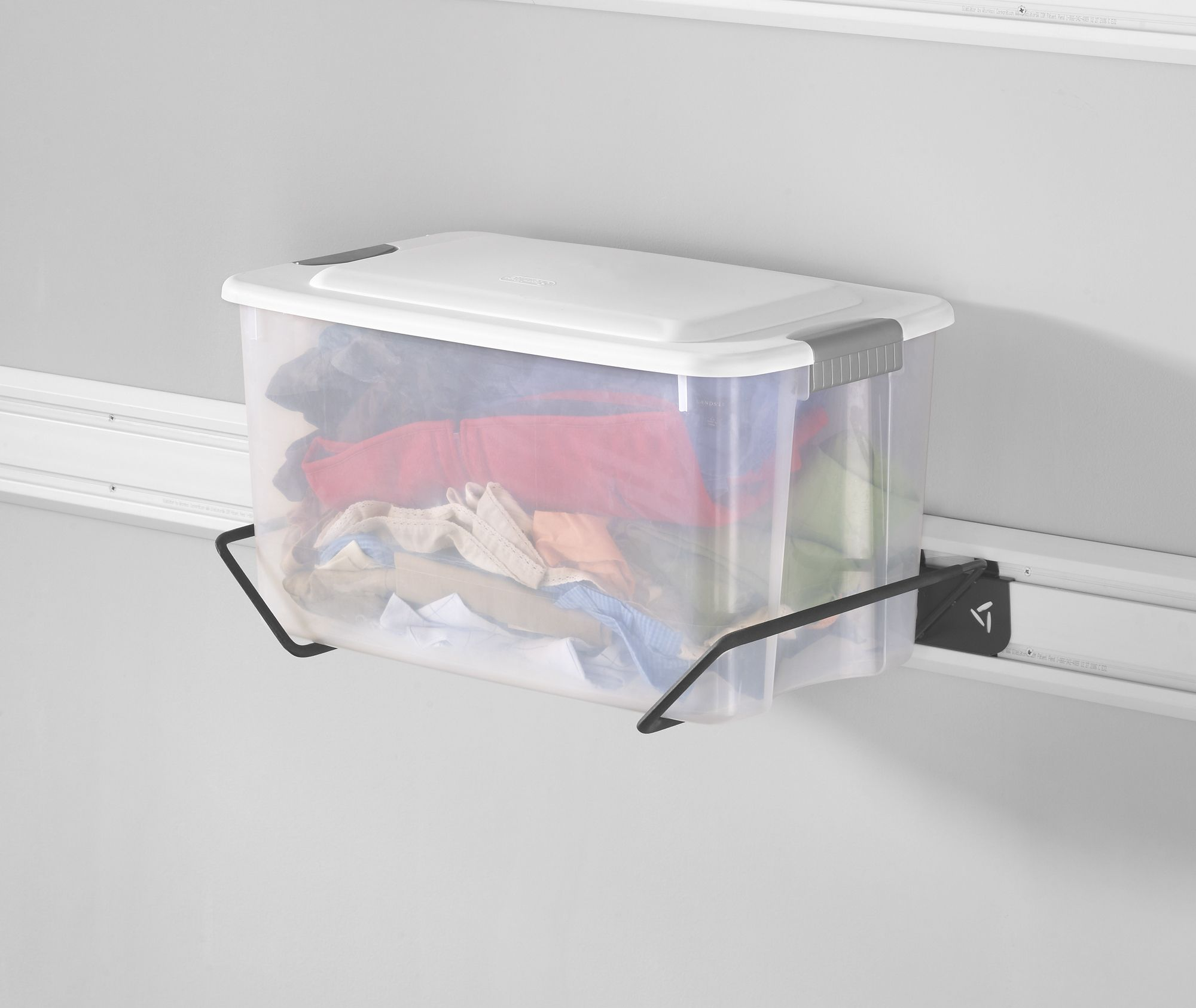 Gladiator Storage Bin Holder