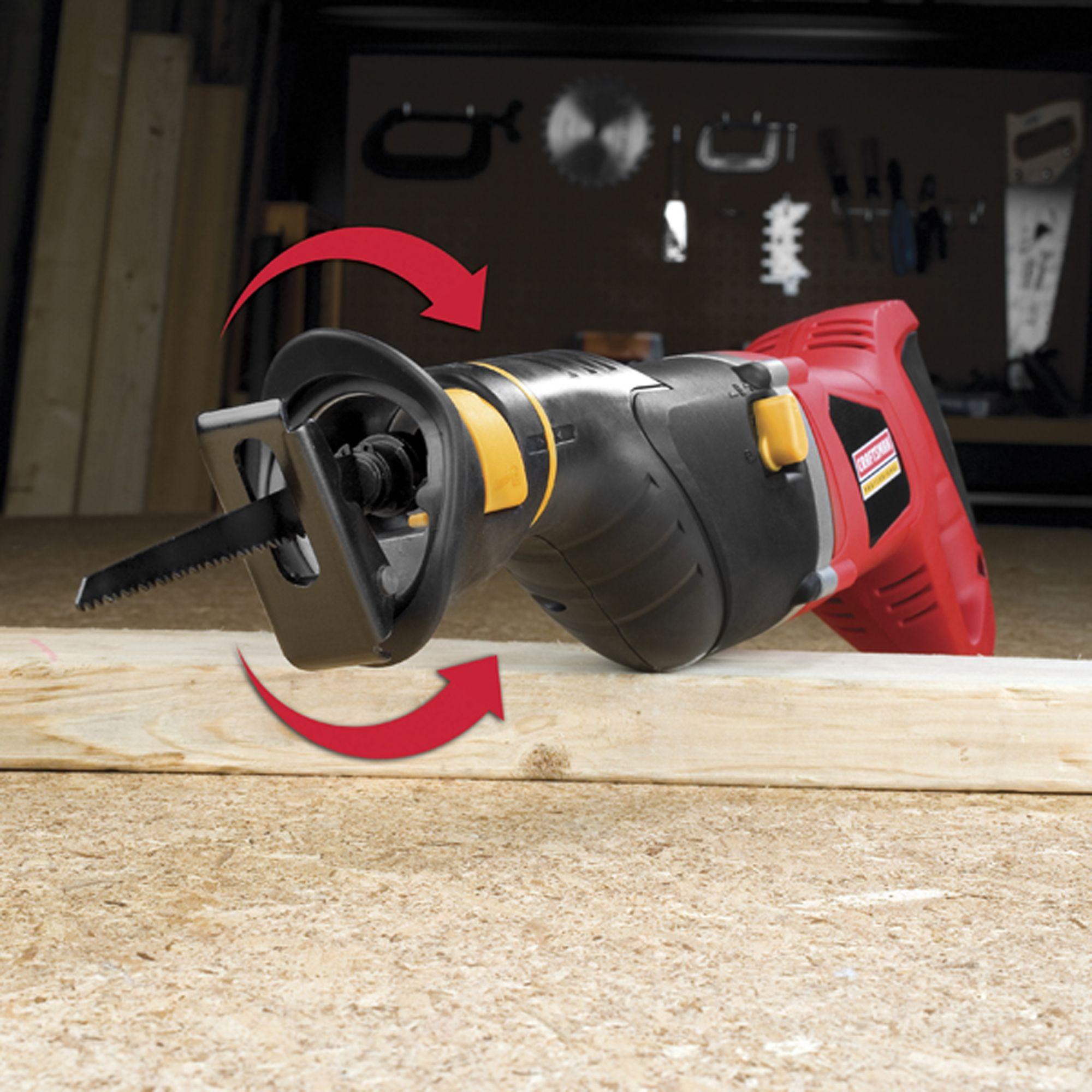 Craftsman Professional 27224 12 amp Corded Reciprocating Saw