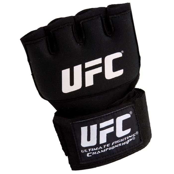 UFC Gel Wrap-Black, S/M