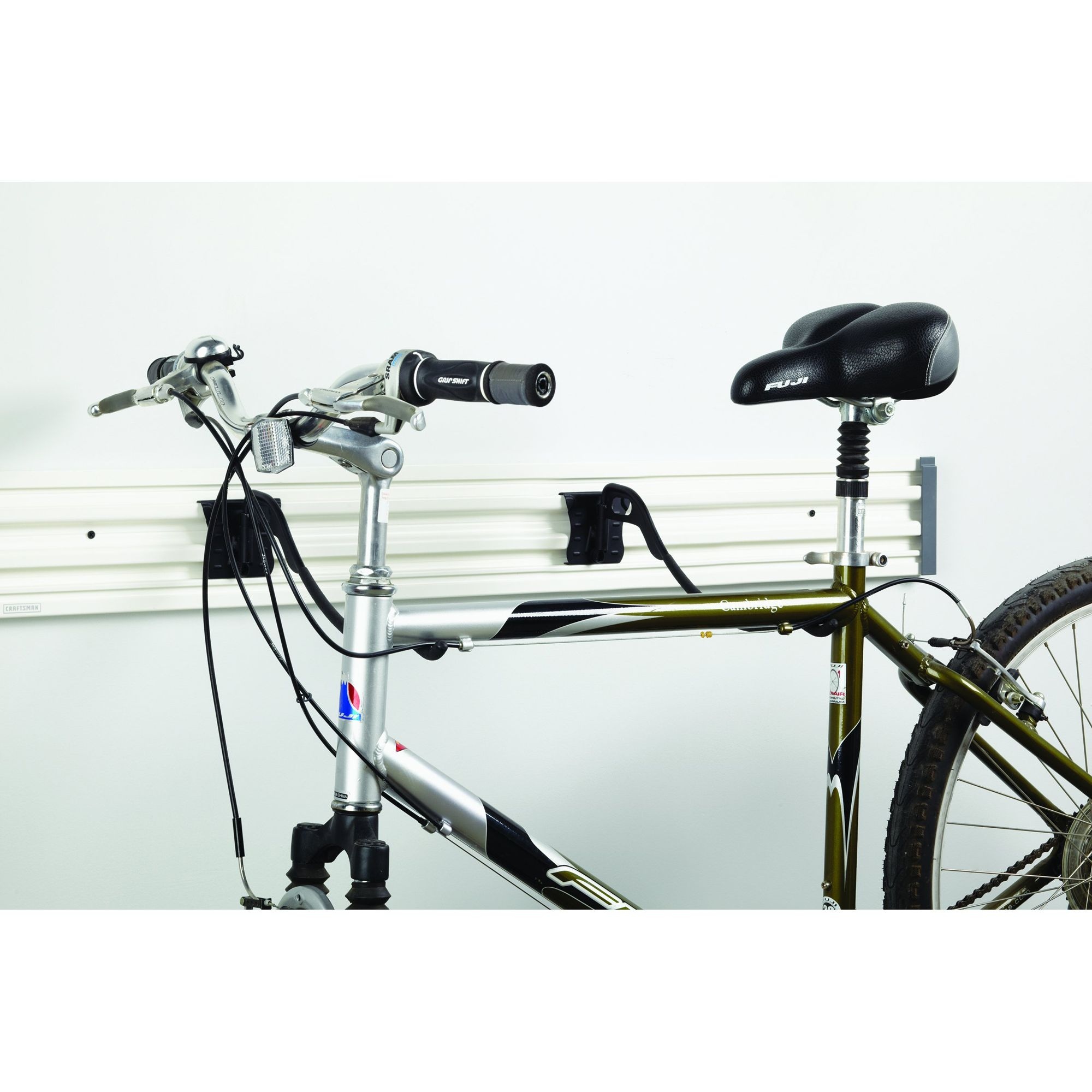 Craftsman Hooktite™ Horizontal Bike Hook for VersaTrack Trackwall