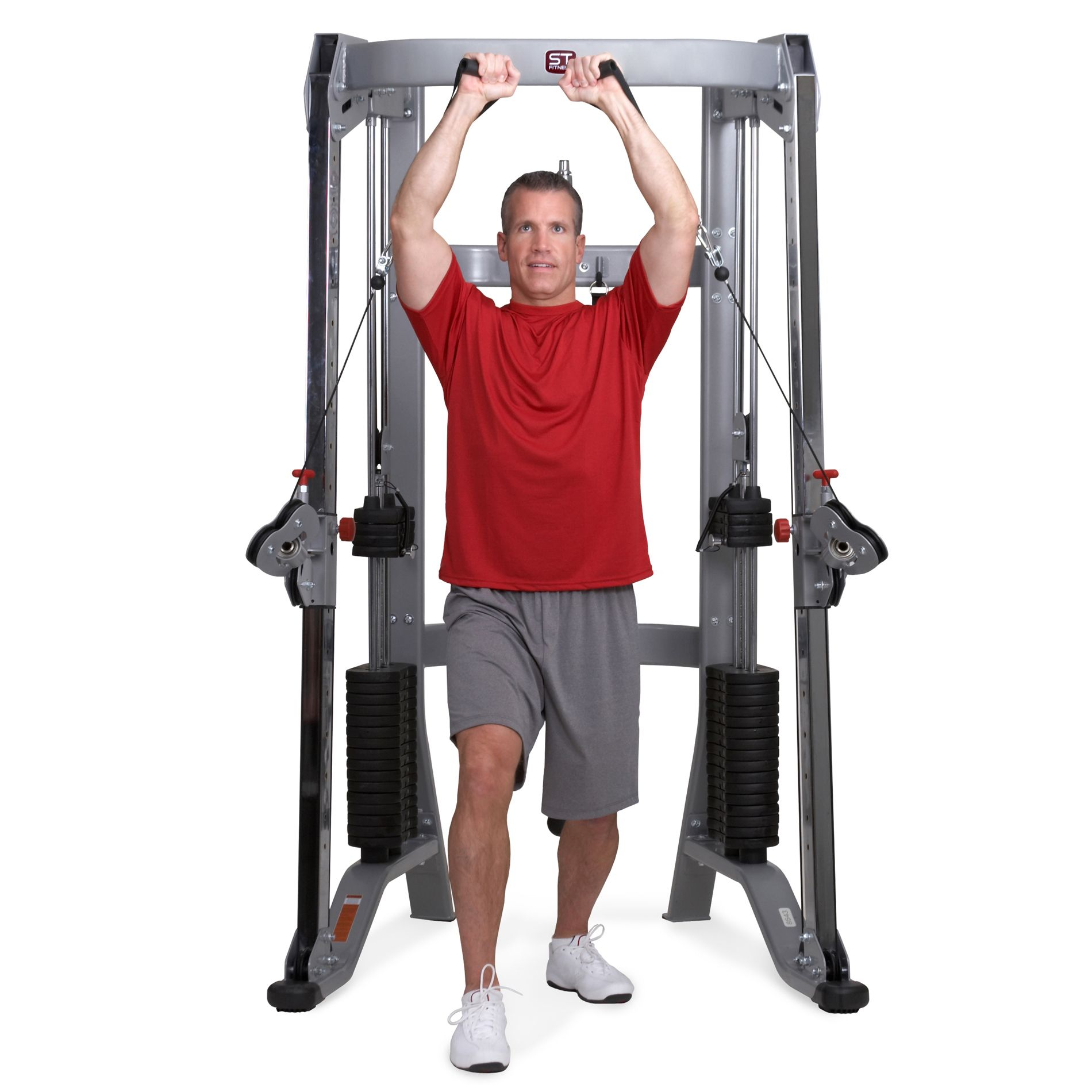 Star Trac Fitness 8543 Functional Trainer