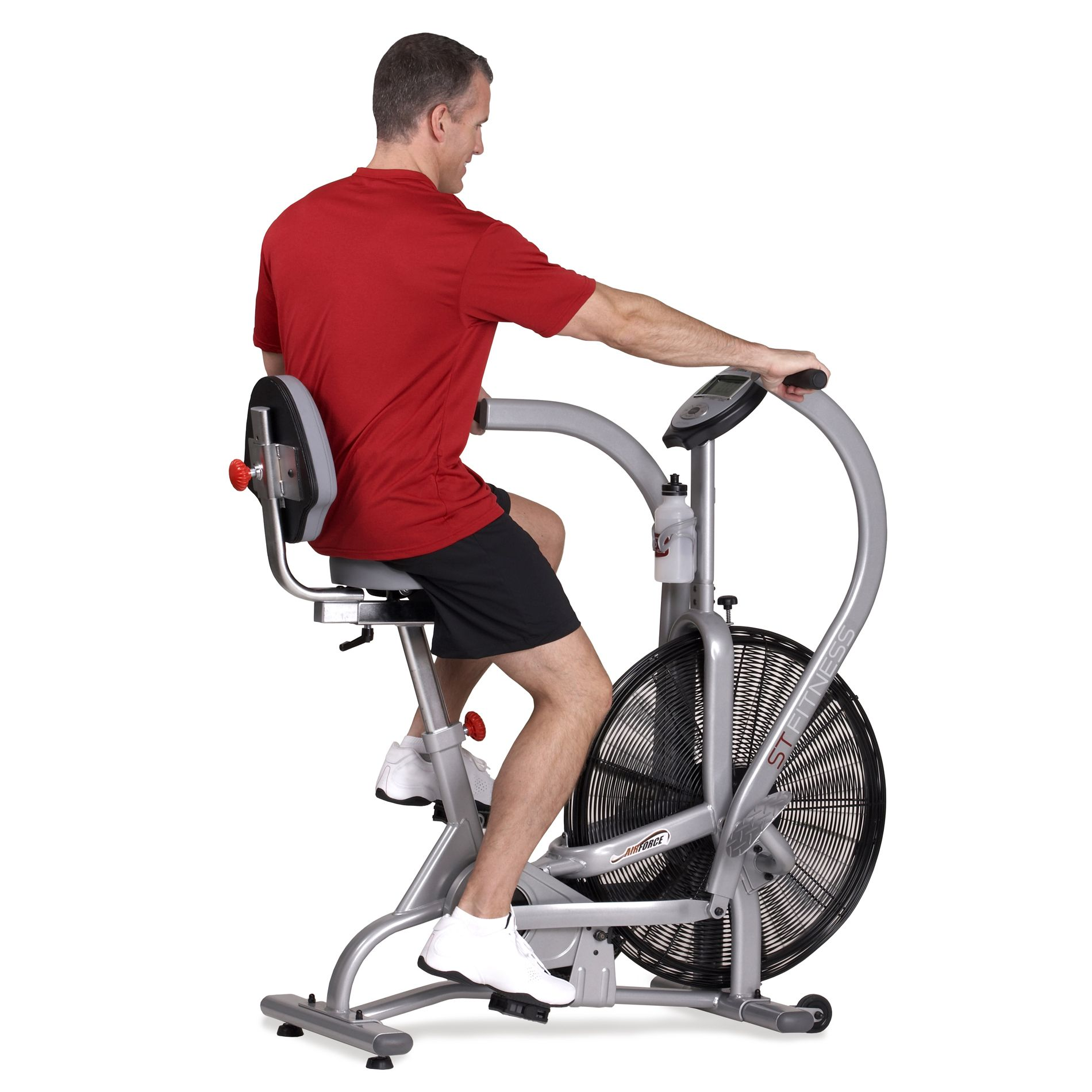 8610 Airforce Fan Exercise Bike