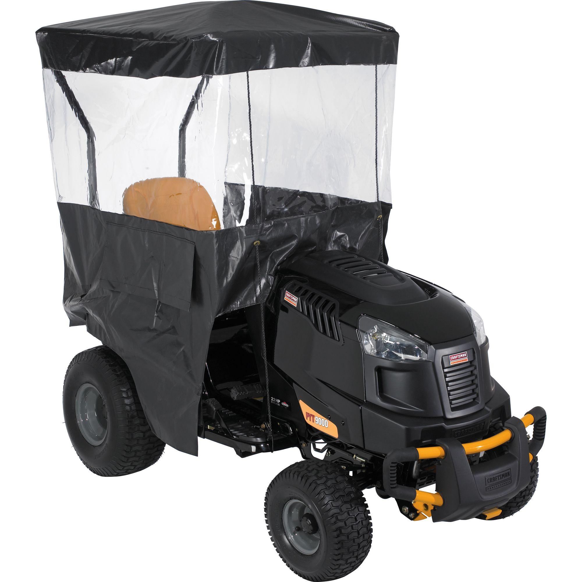 Craftsman Snow Cab for Craftsman Tractors (Source 247)