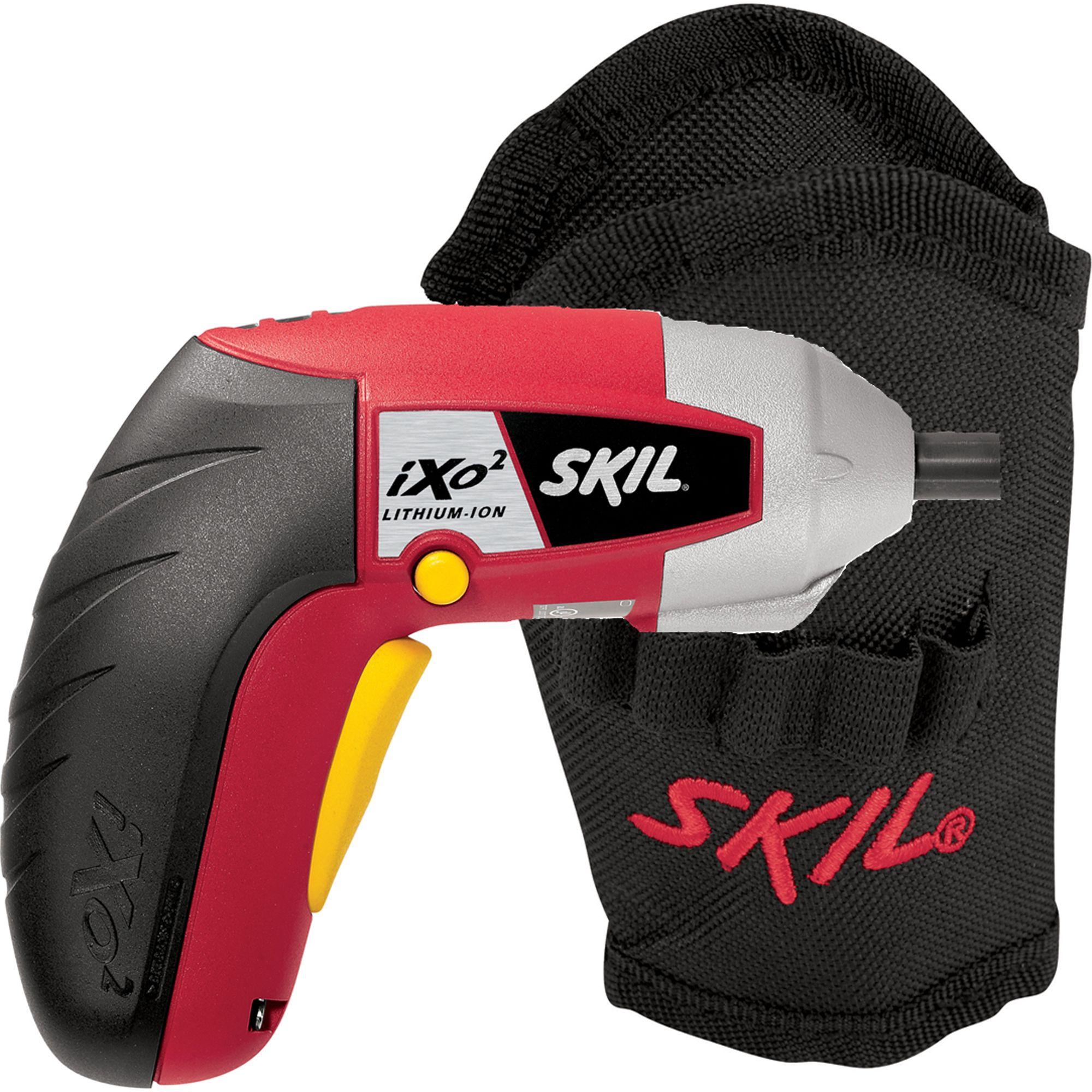 Skil iXO2 Palm-Size Screwdriver 3.6 volt
