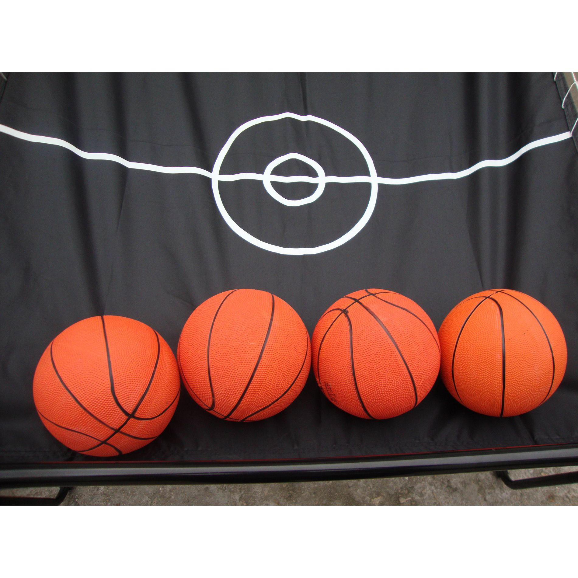 MD Sports Double Hoop Basketball