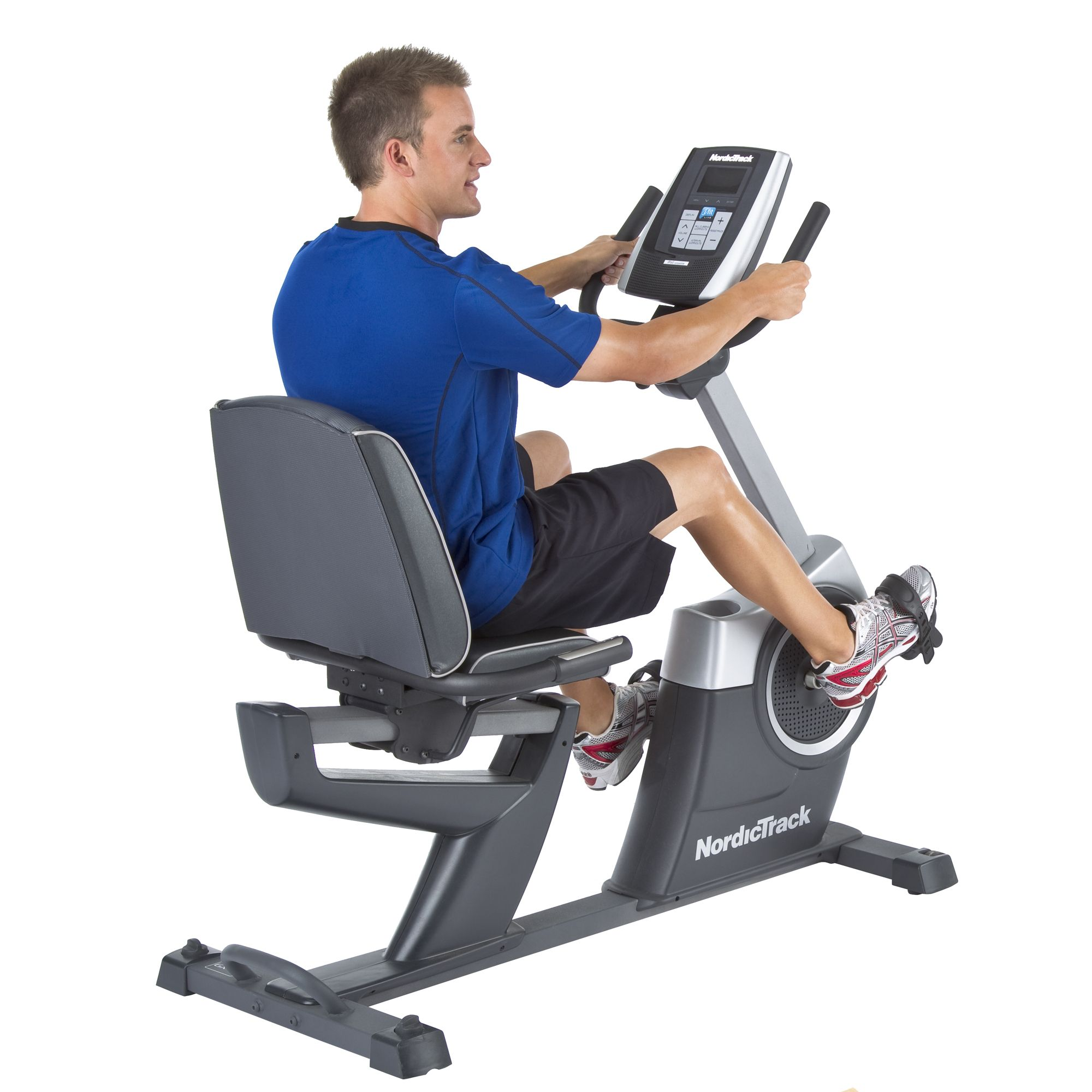 NordicTrack GX4.0 Recumbent Exercise Cycle