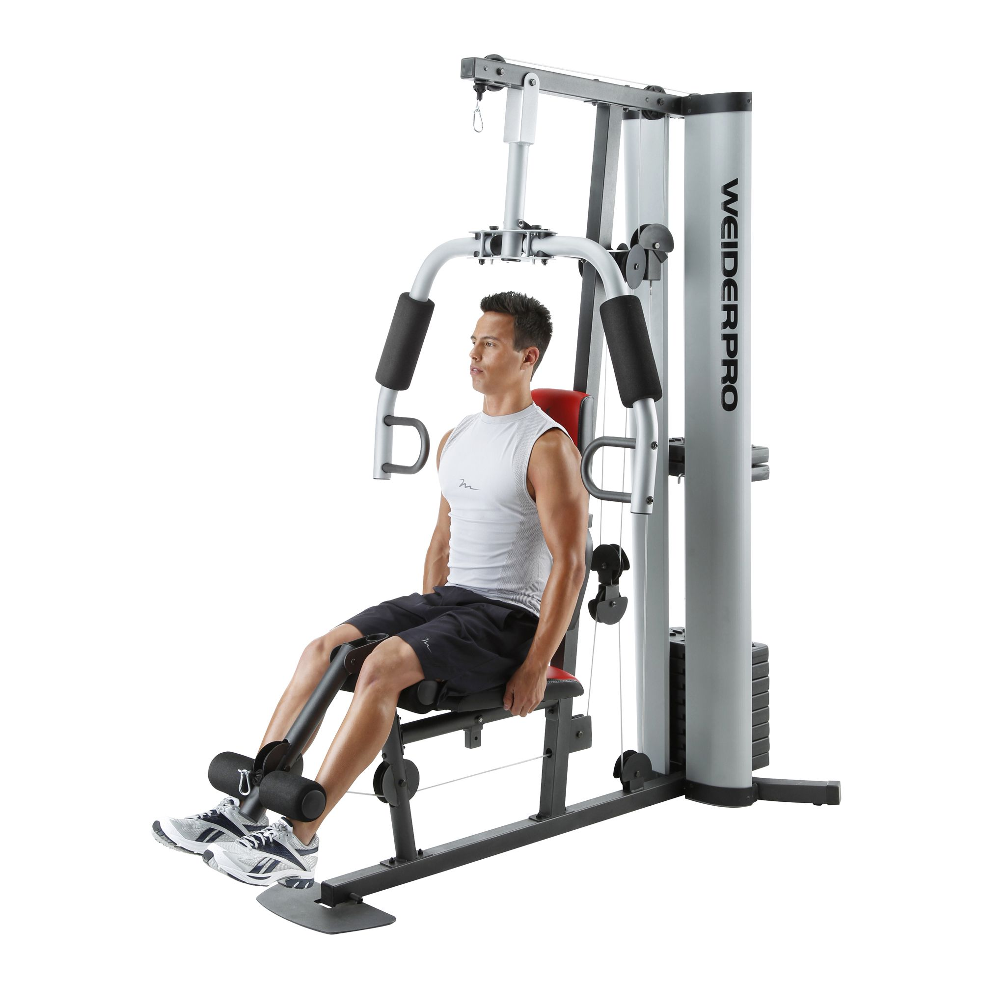 confidence fitness cross trainer instruction manual
