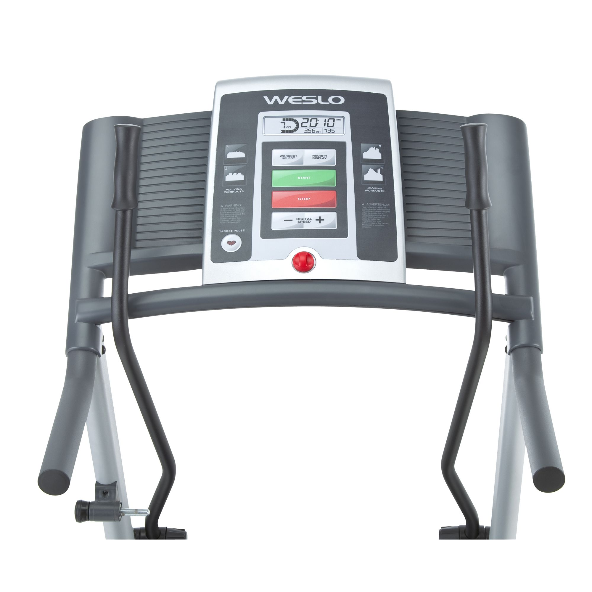 Weslo Treadmill CrossWalk 5.0t